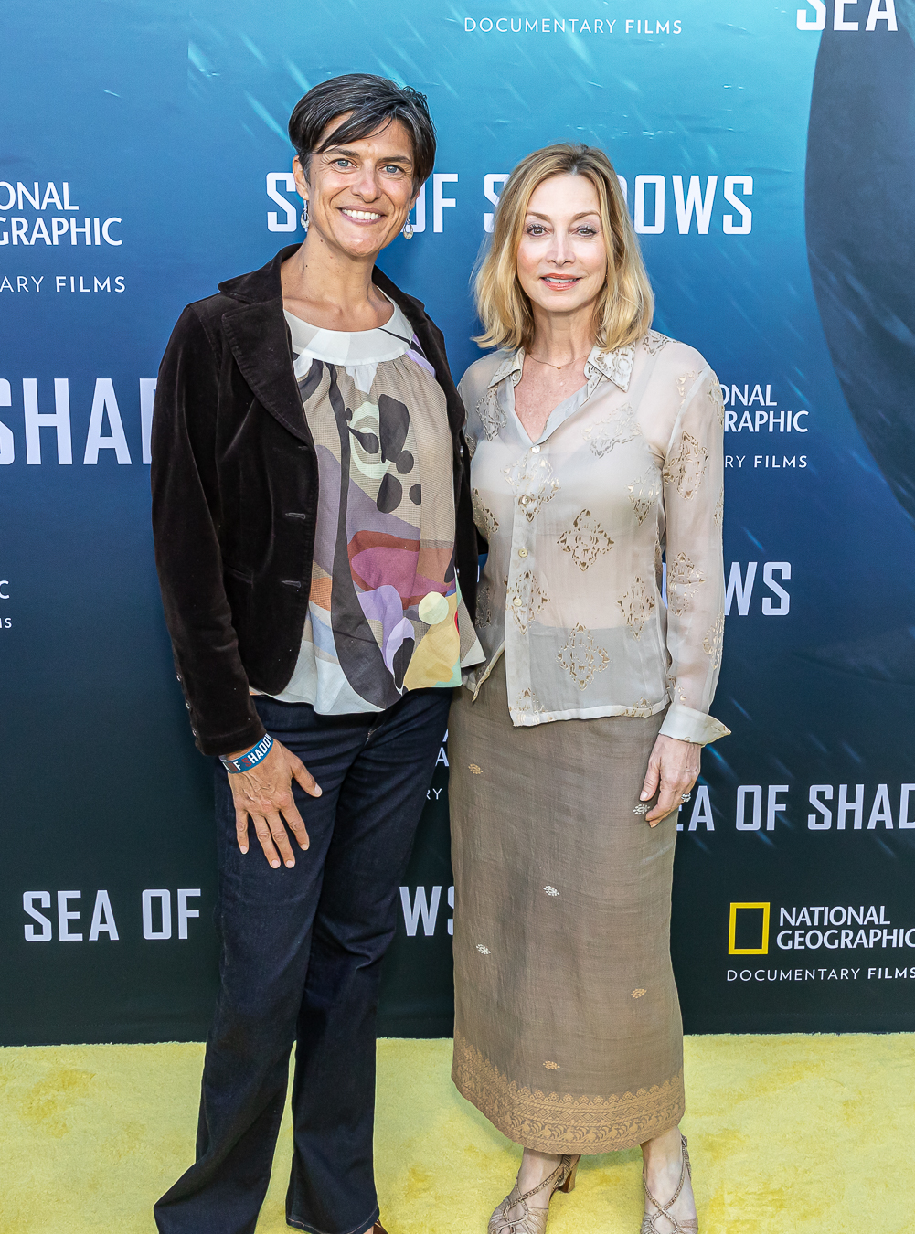 Shelly Luce and Sharon Lawrence