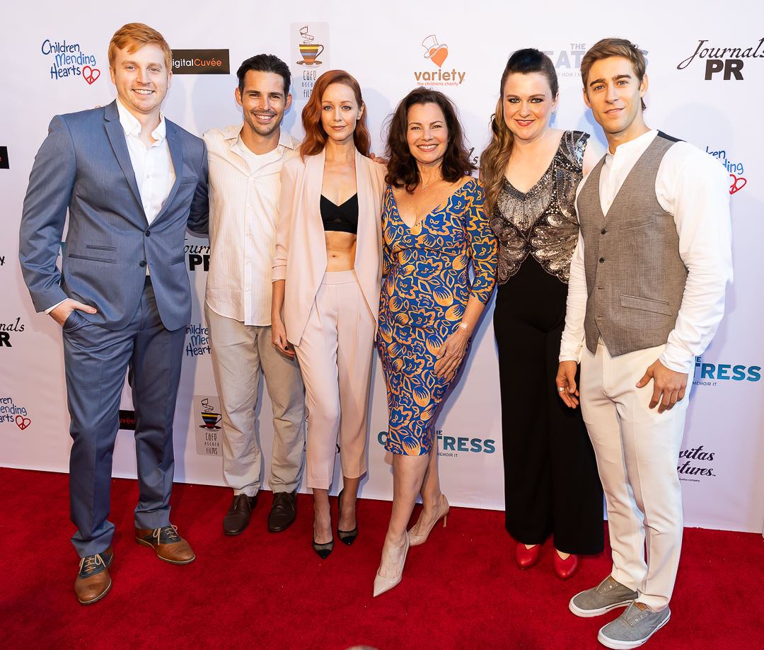 The Creatress Premiere in LA on July 31, 2019 |  Photo: Corine Solberg for Average Socialite