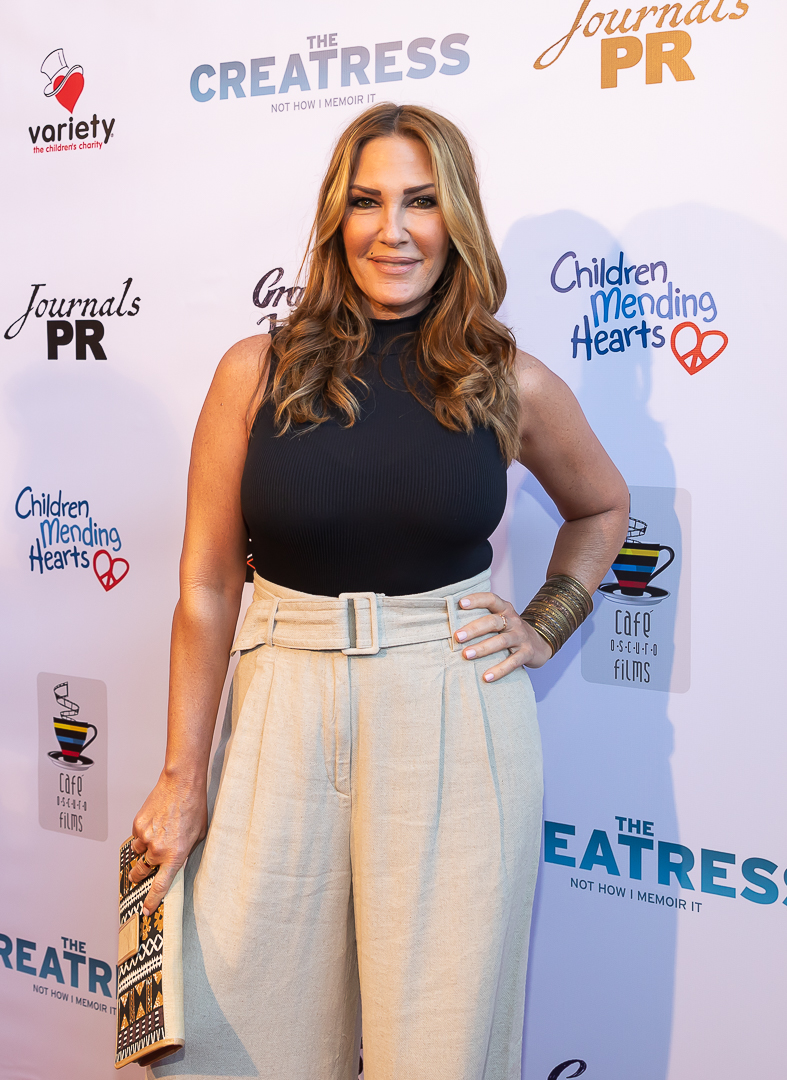 The Creatress Premiere in LA on July 31, 2019