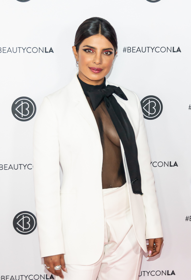 Priyanka Chopra |  Photo: Corine Solberg for Average Socialite