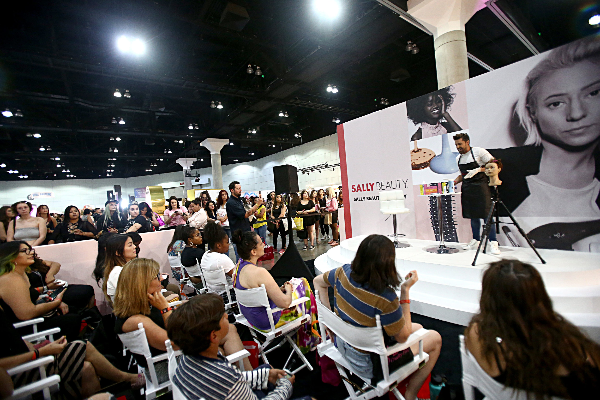 Photo: Getty Images for Beautycon LA