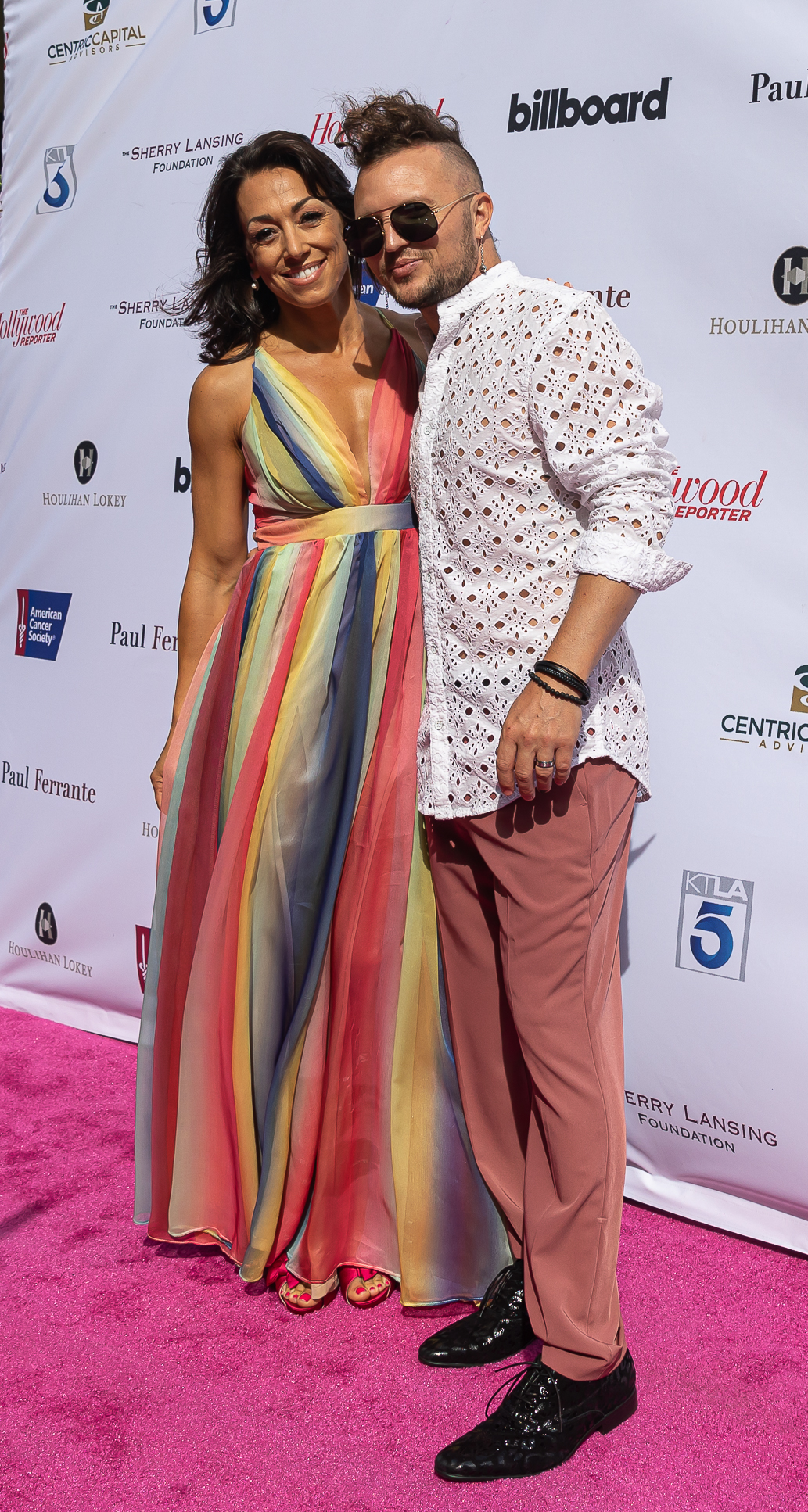 Kimberly Fox & Chef Derrick Fox