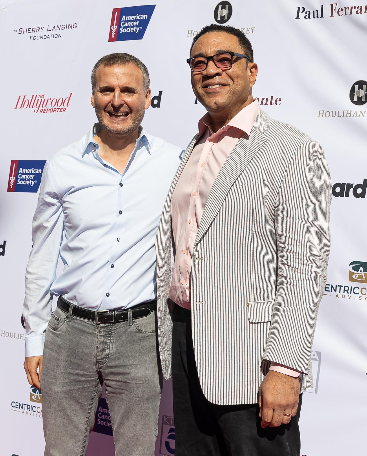 Phil Rosenthal and Harry Lennis