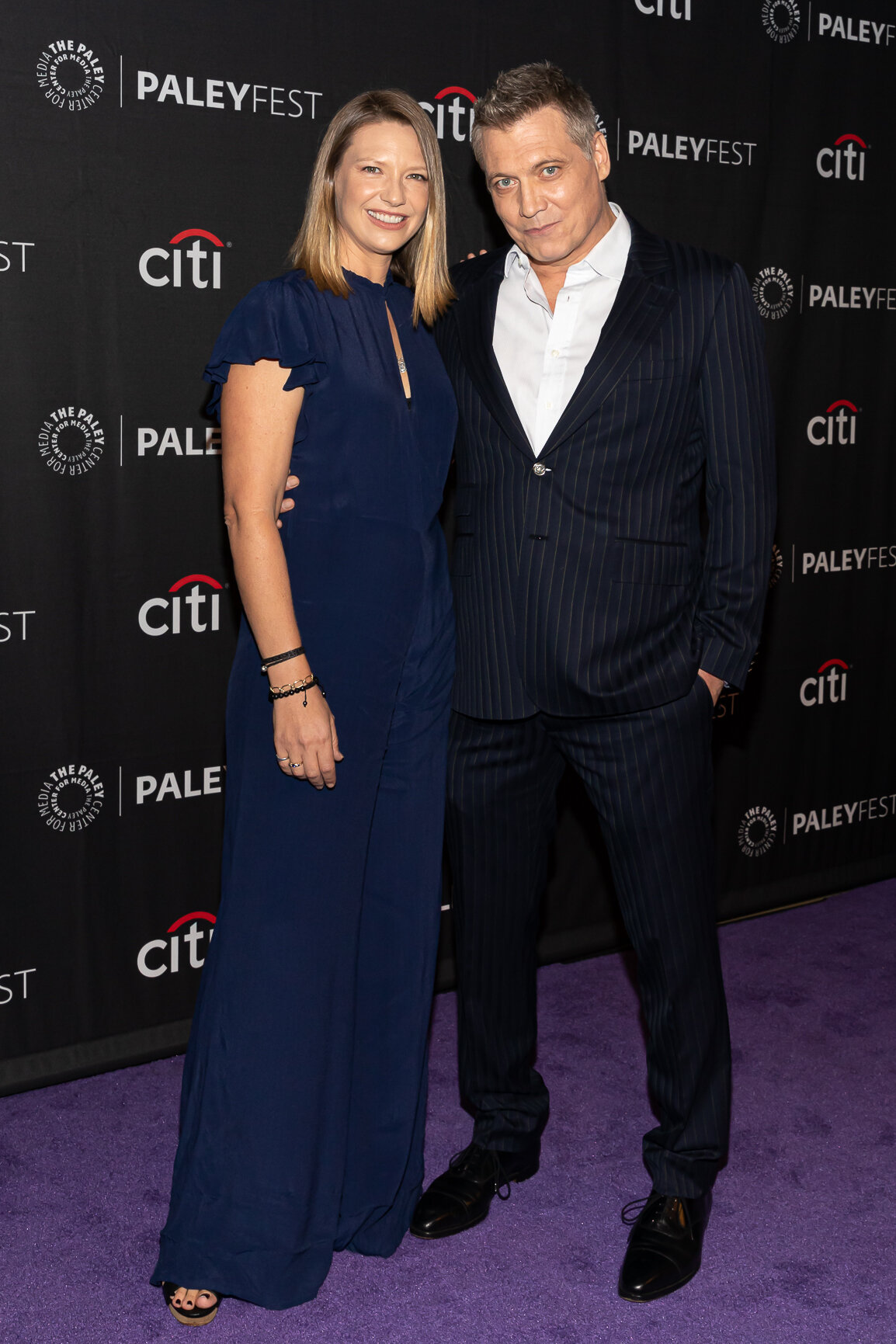 Anna Torv & Holt McCallany from The Mindhunters