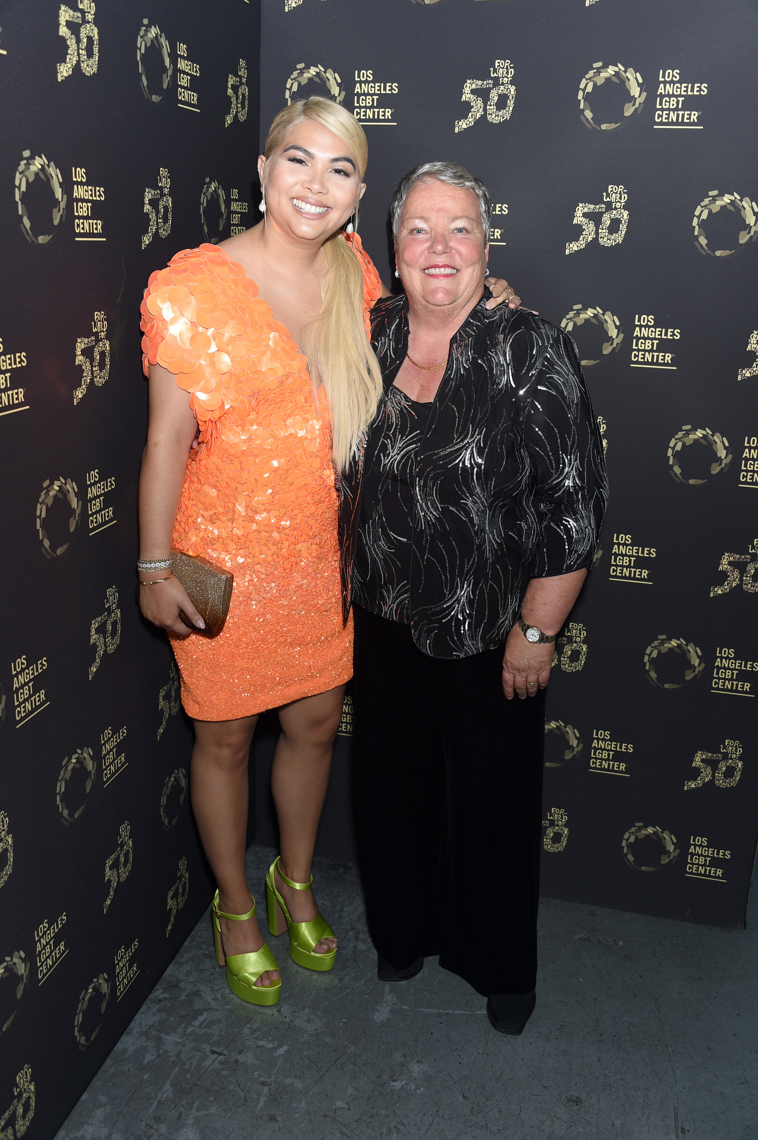 3 - Hayley Kiyoko and Lorri L. Jean (Photo by Gregg DeGuire_Getty Images).jpg