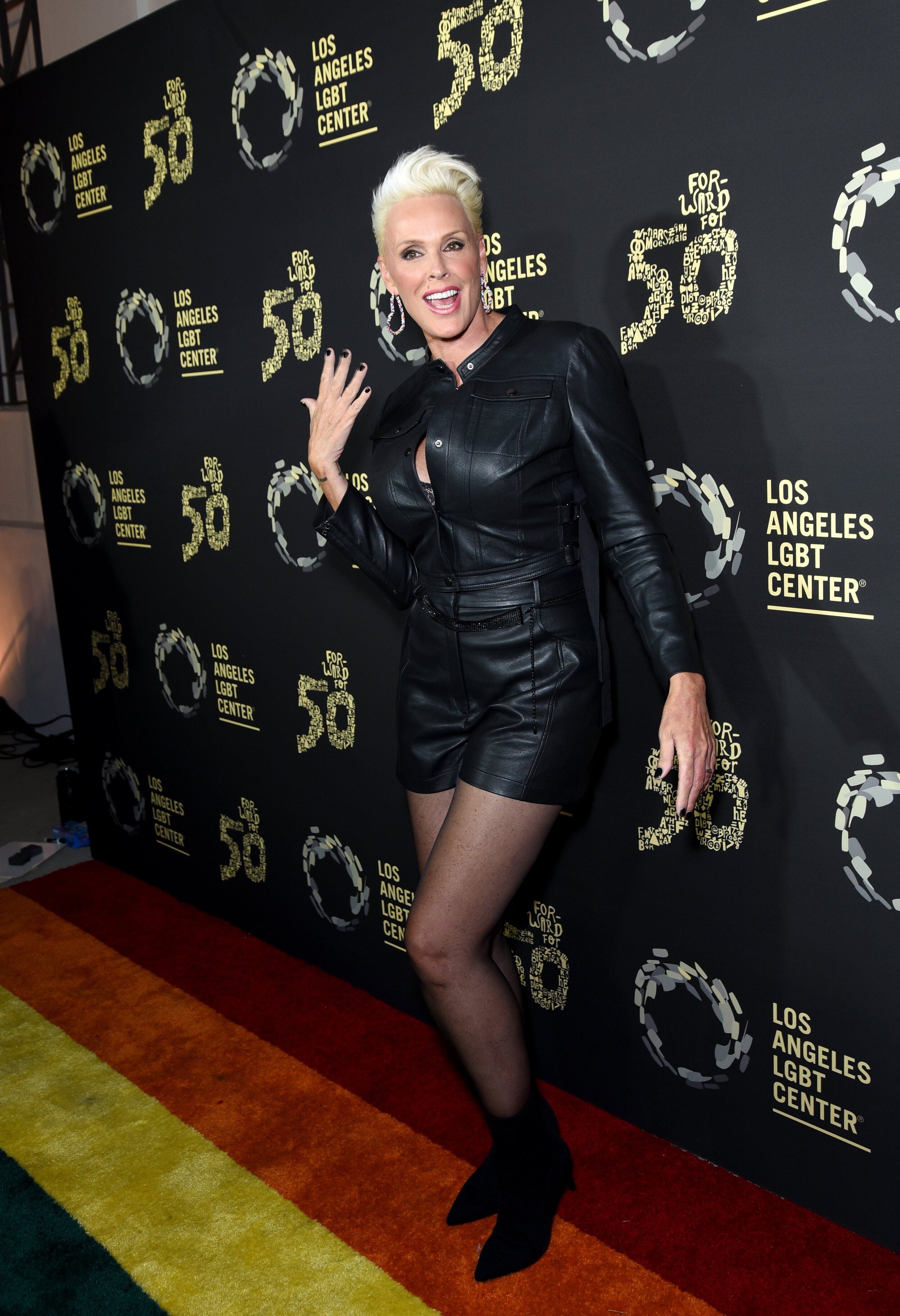 Brigitte Nielsen (Photo by Presley Ann_Getty Images).jpg