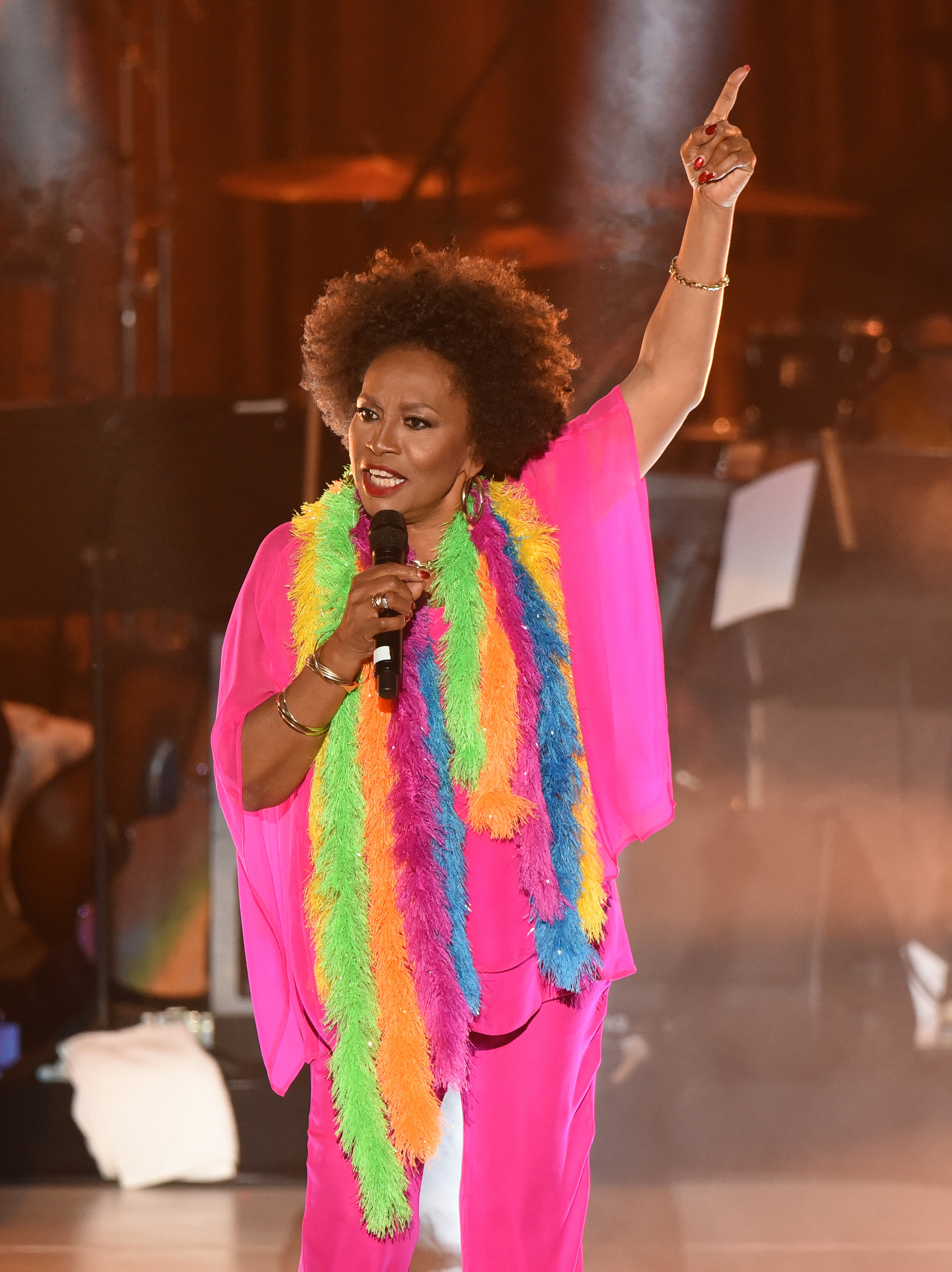 Jenifer Lewis performs onstage at Los Angeles LGBT Center Celebrates 50th Anniversary With Hearts Of Gold Concert & Multimedia Extravaganza  (Photo by Presley Ann_Getty Images).jpg