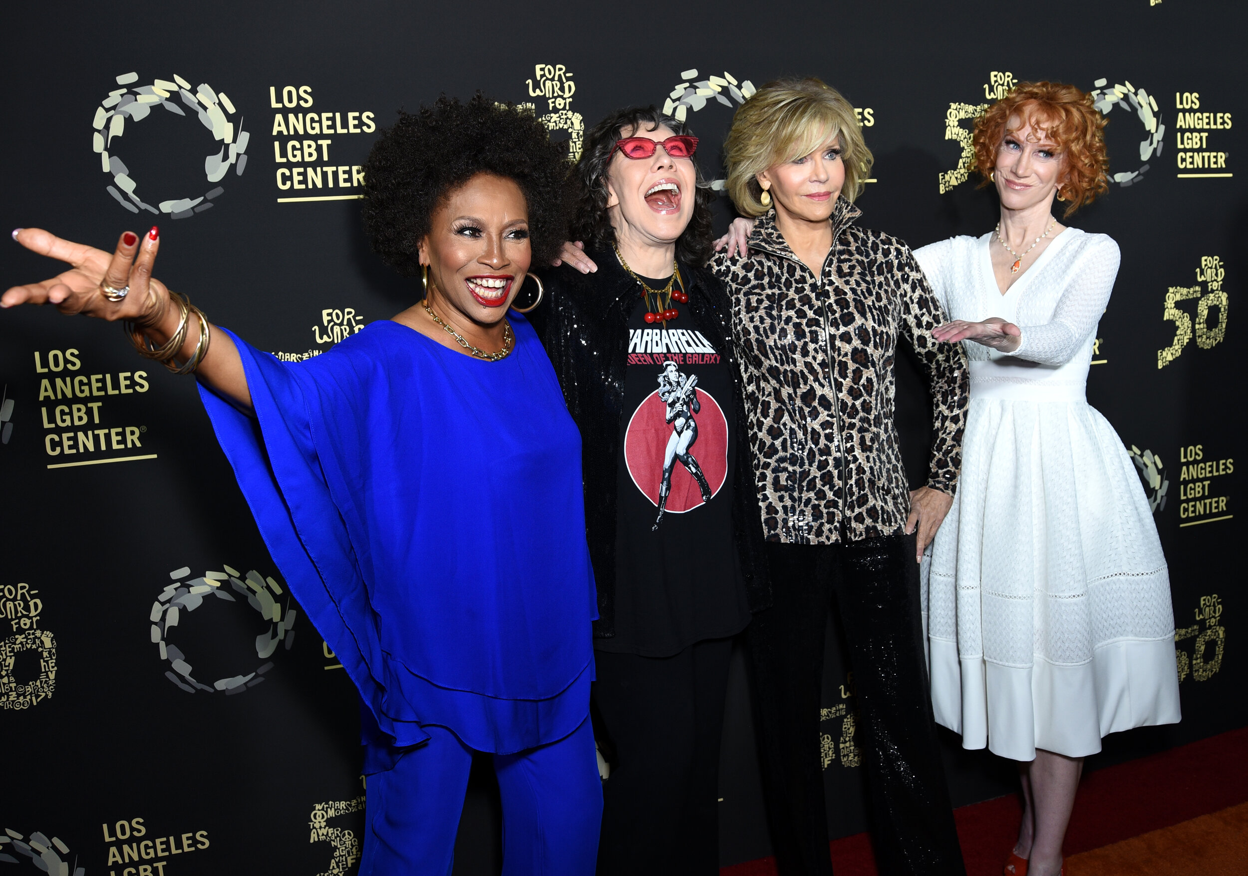 Jenifer Lewis, Lily Tomlin, Jane Fonda and Kathy Griffin (Photo by Presley Ann_Getty Images).jpg