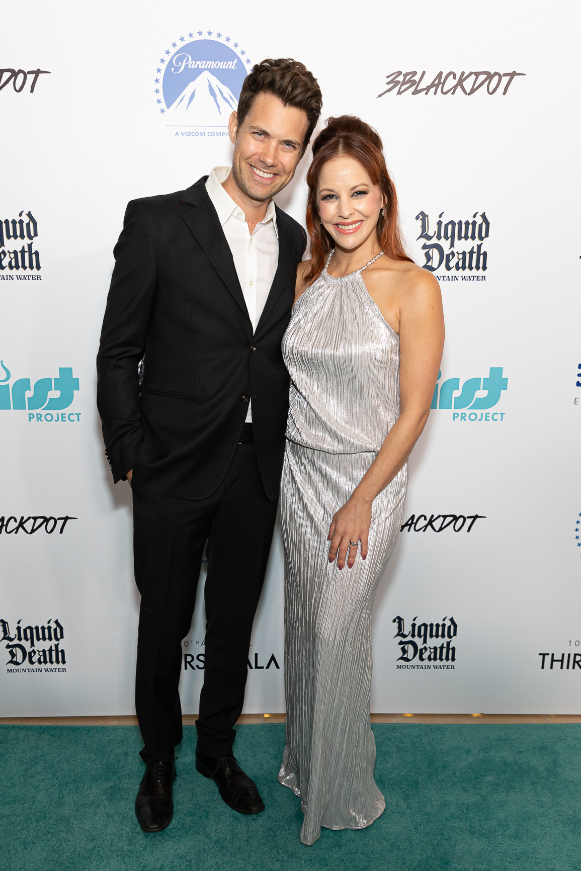 Drew Seeley & Amy Paffrath