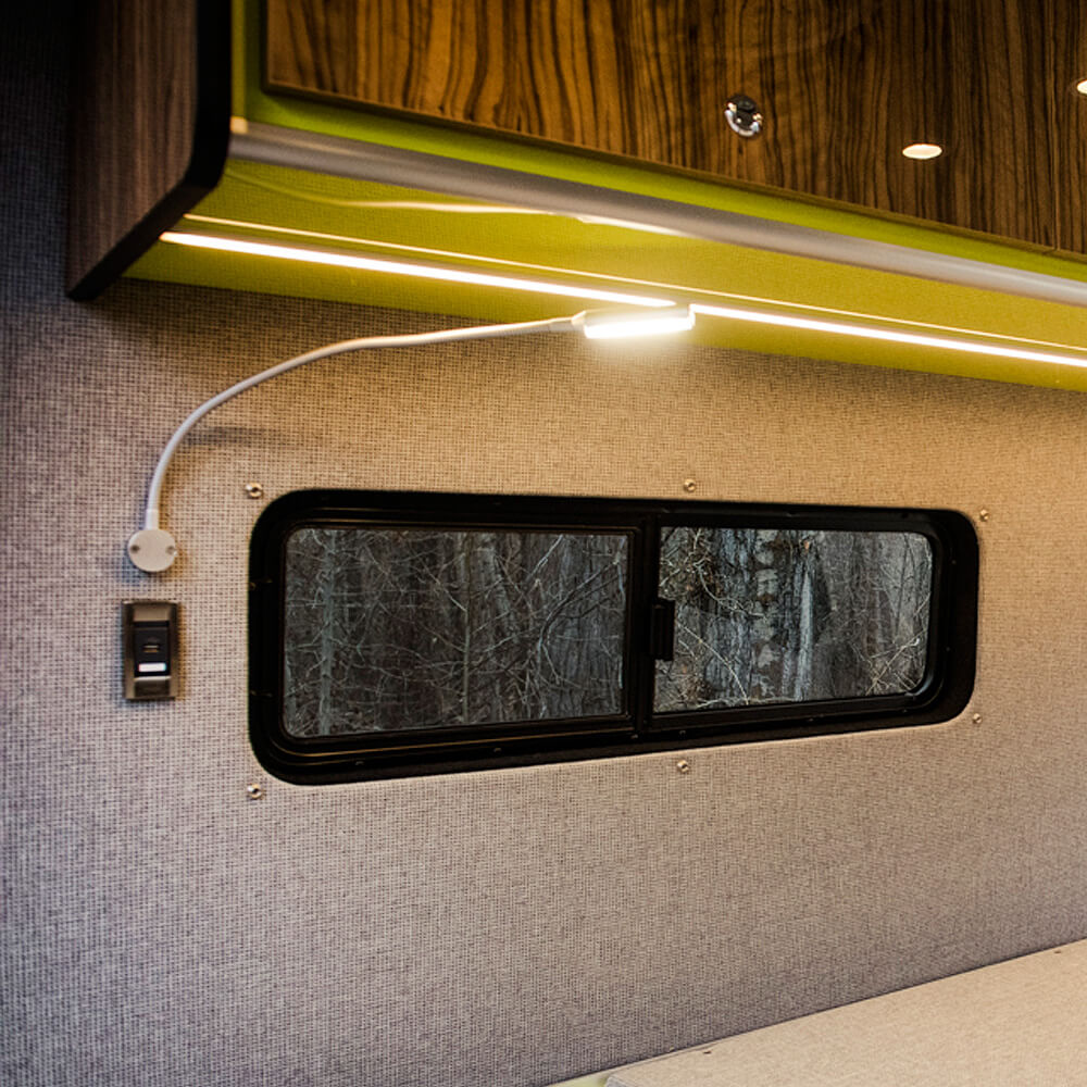 USB LED Cabin Reading Lights
