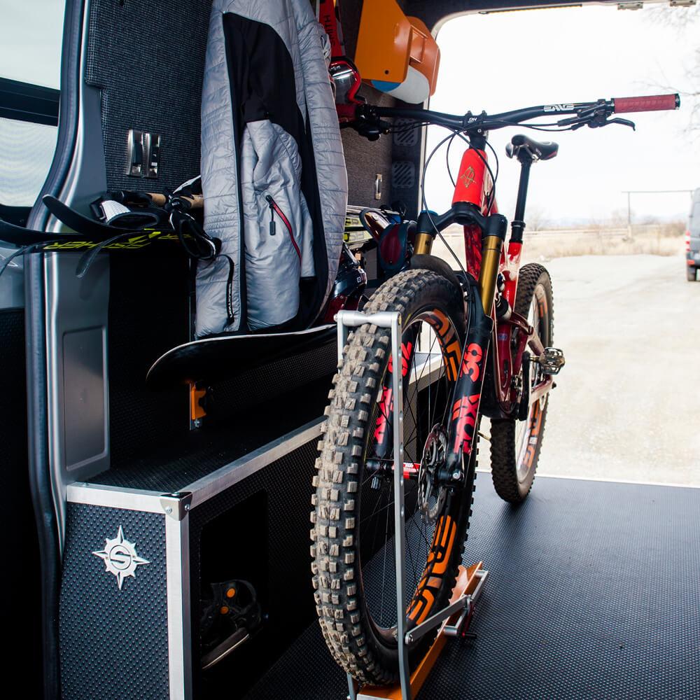Interior Bike Mount