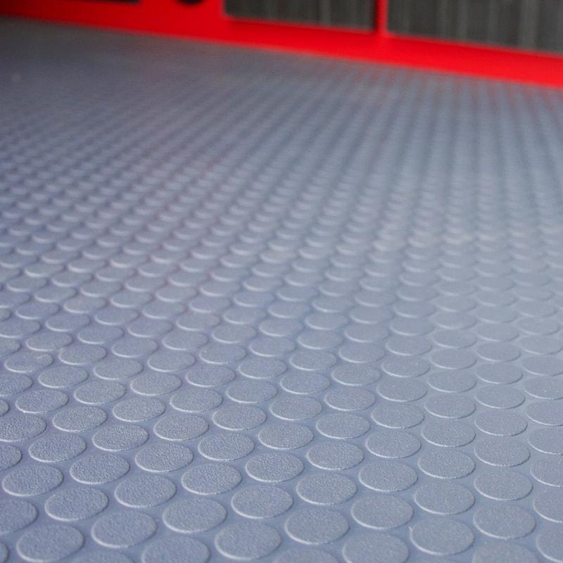 Vinyl Coin Flooring