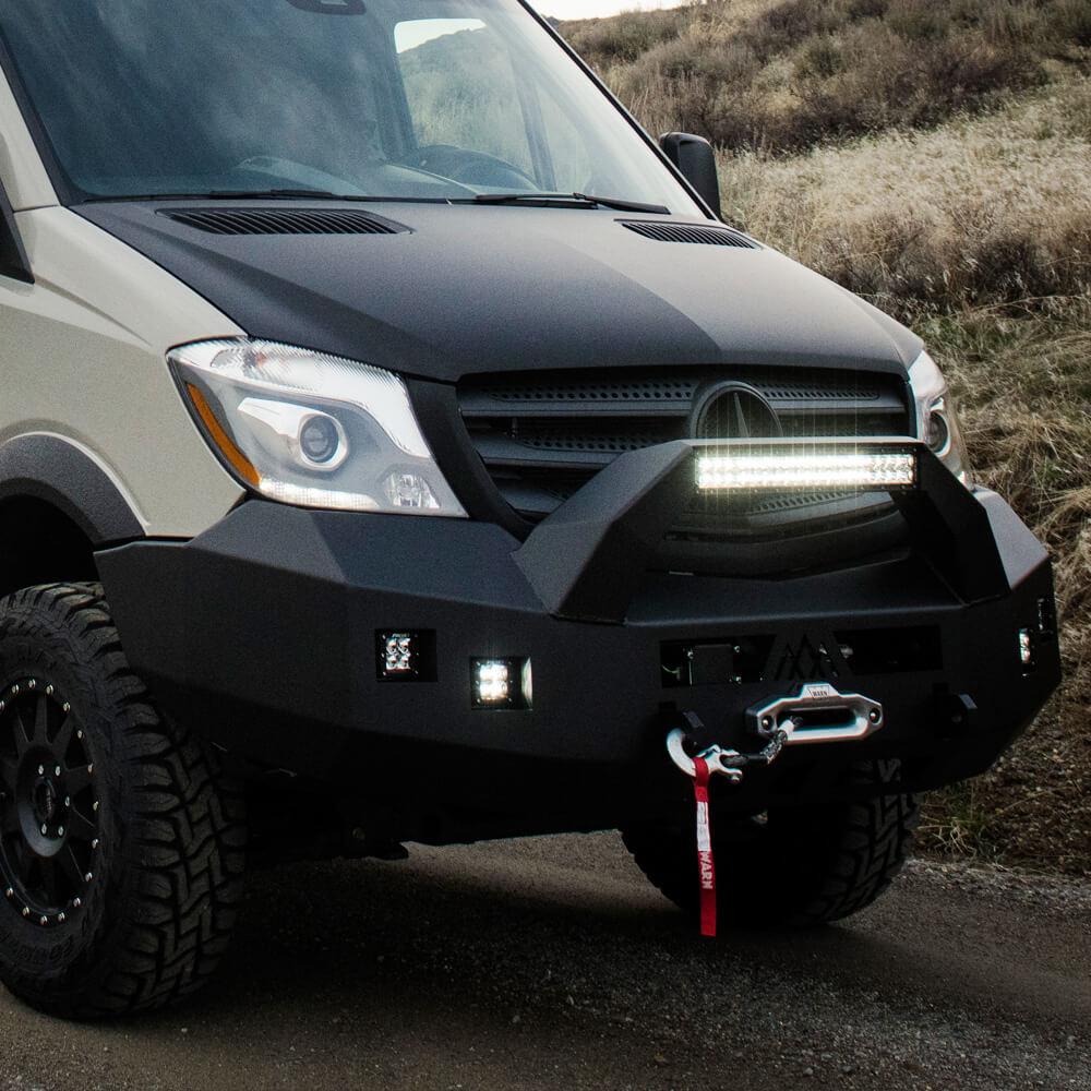 Front Bumper, Large