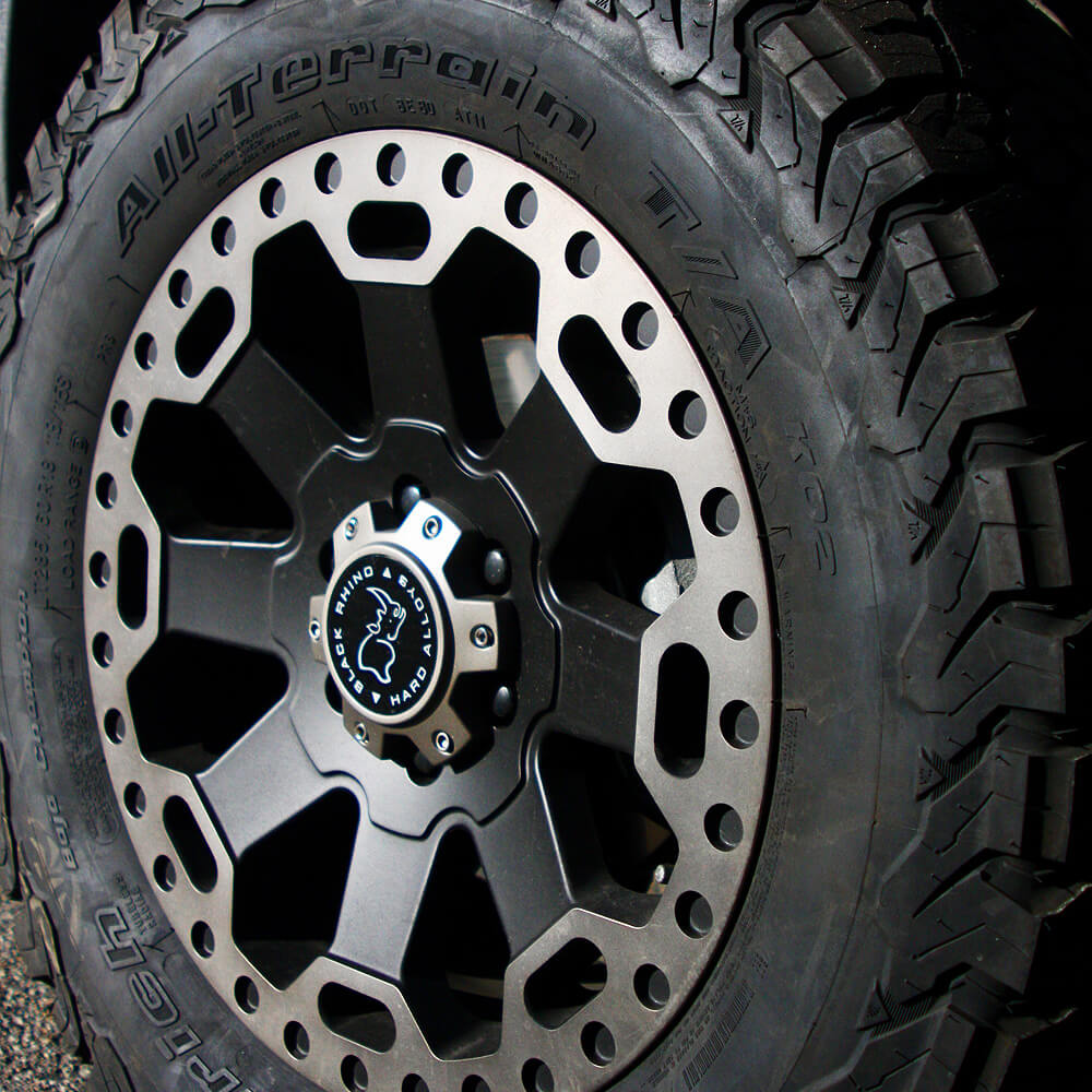 Tire & Wheel Upgrades