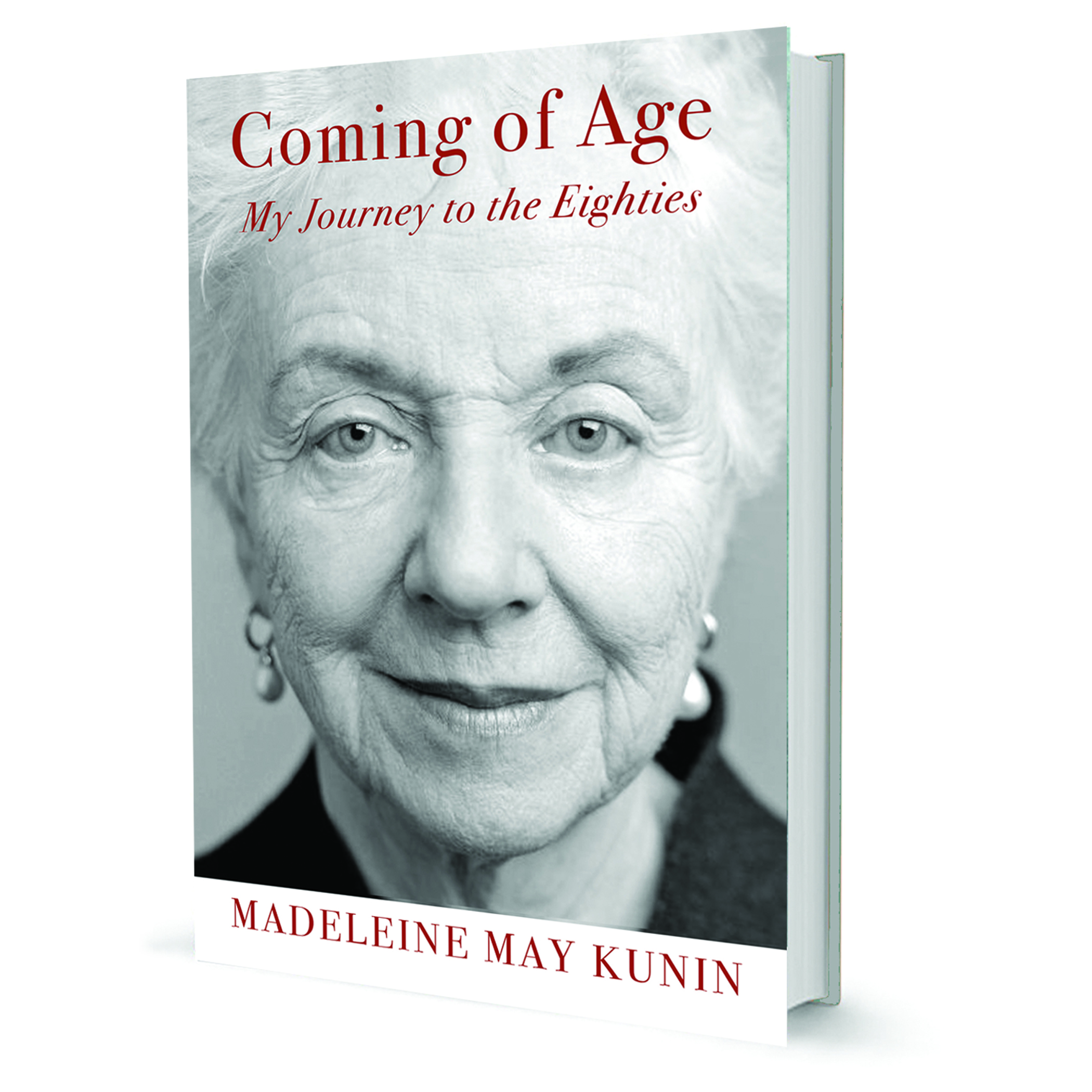 About the book - Green Writers Press is thrilled to announce the publication of Coming-of-Age: My Journey to the Eighties, a provocative and inspiring memoir from a remarkable woman. Thirty-four years ago, Madeleine Kunin became the first woman to be elected governor of Vermont. This is her personal story.