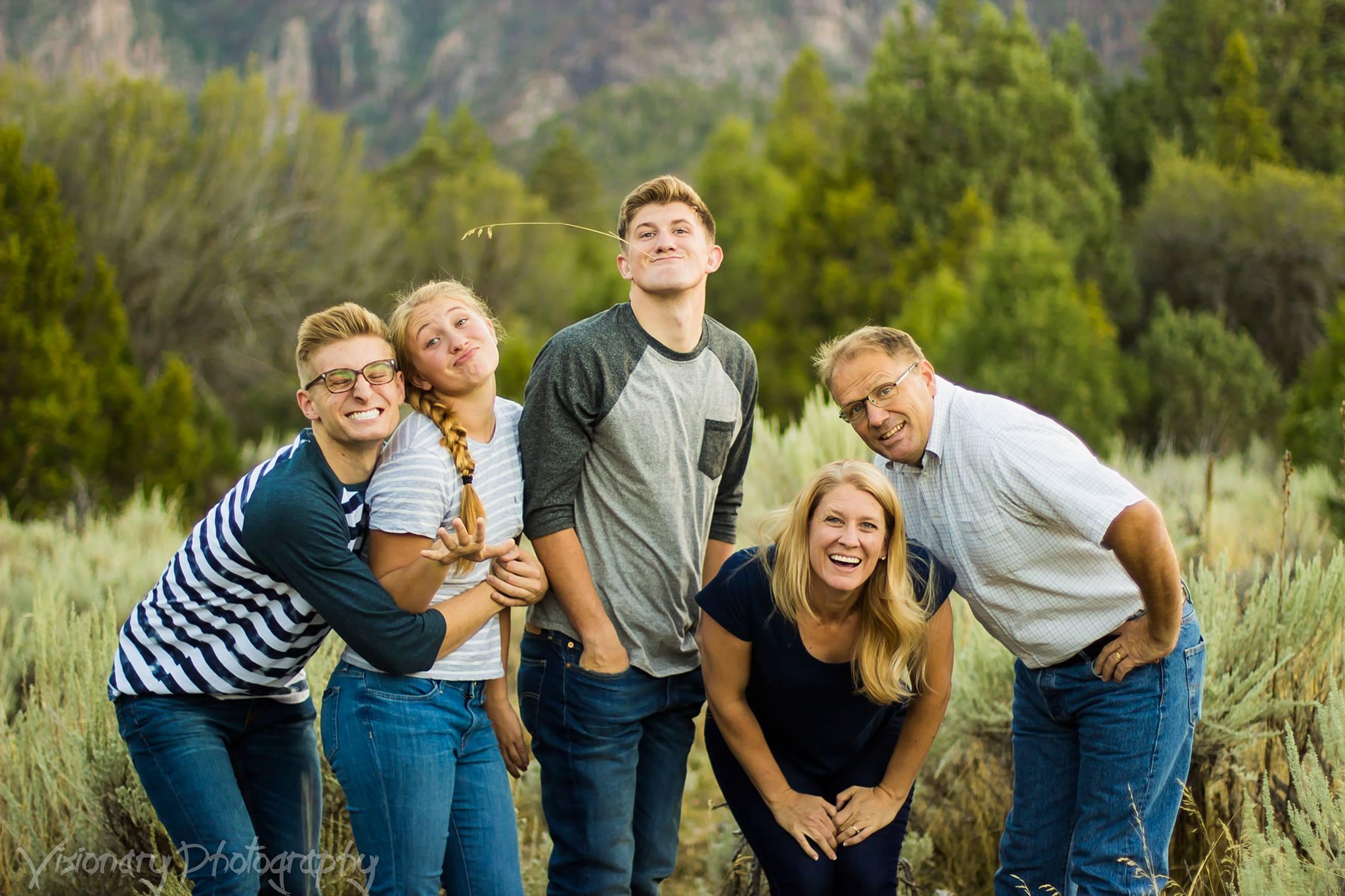 Kelsch Construction Owner Builder Mentor family Pic