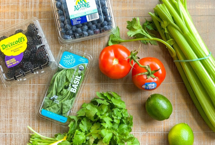 Plant-Based Grocery Haul - STAY LIVELY
