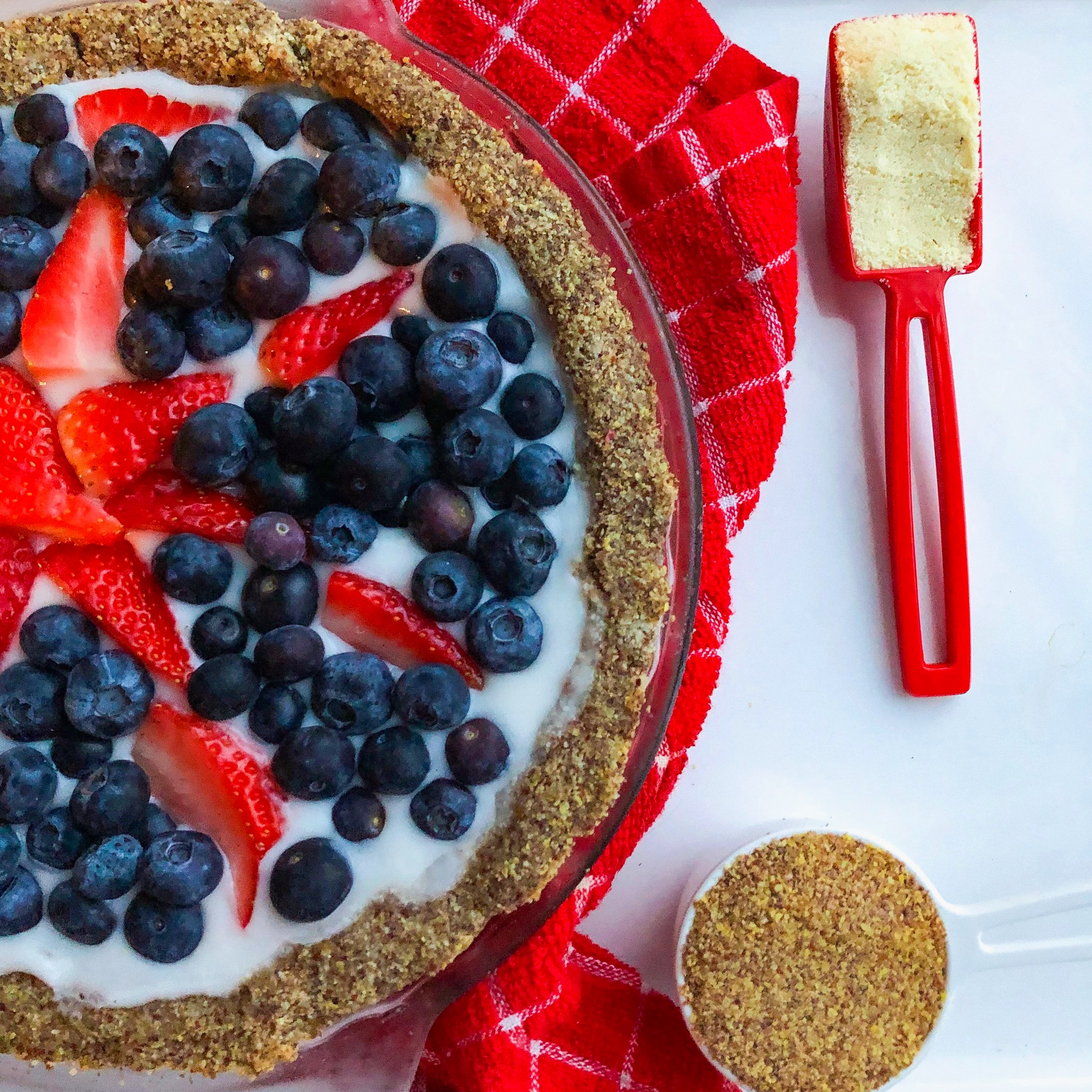 Grain-Free Pie Crust - Grain-Free, Paleo, Vegan (Optional), Gluten-Free