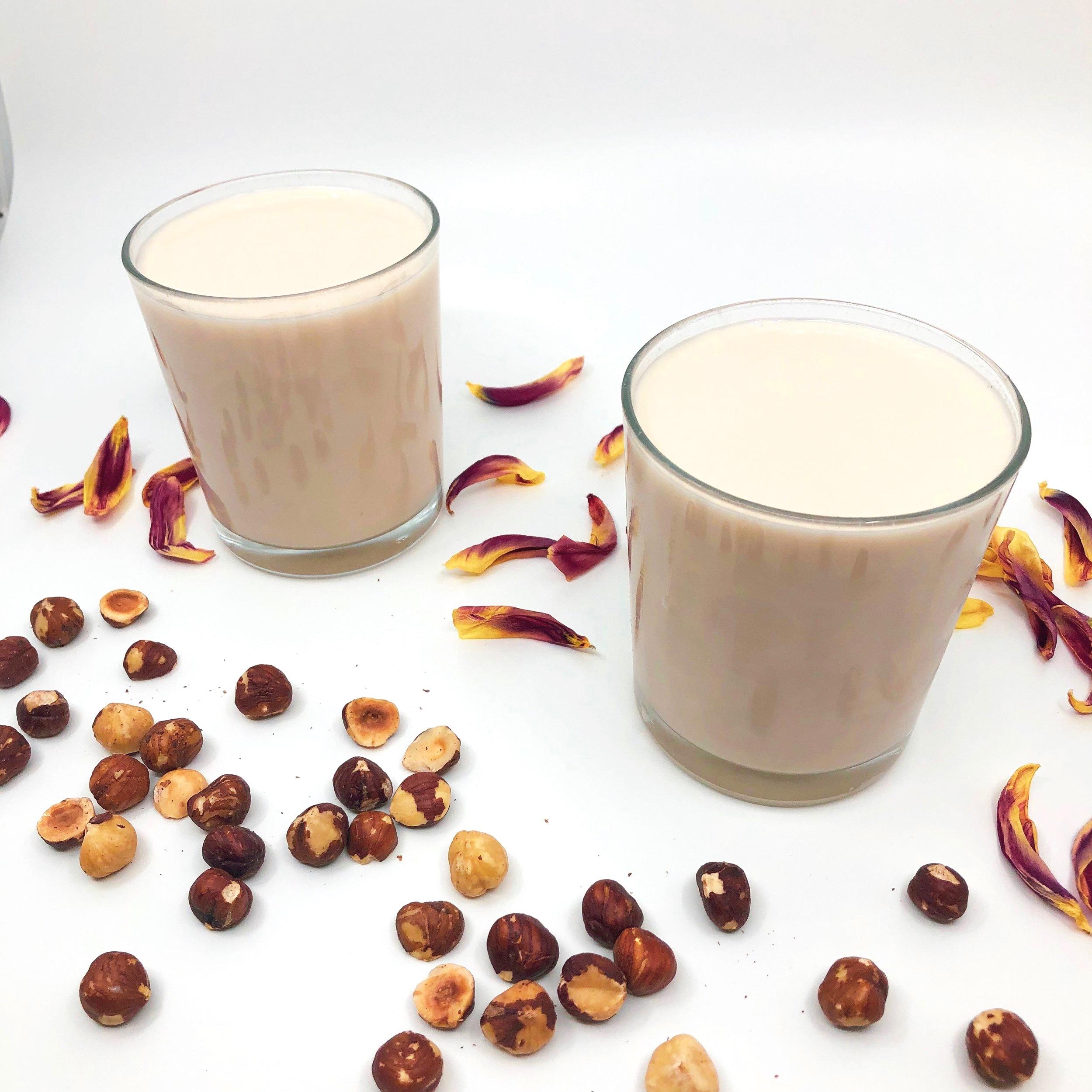 Hazelnut Mylk  - Vegan, Gluten-Free, Dairy-Free