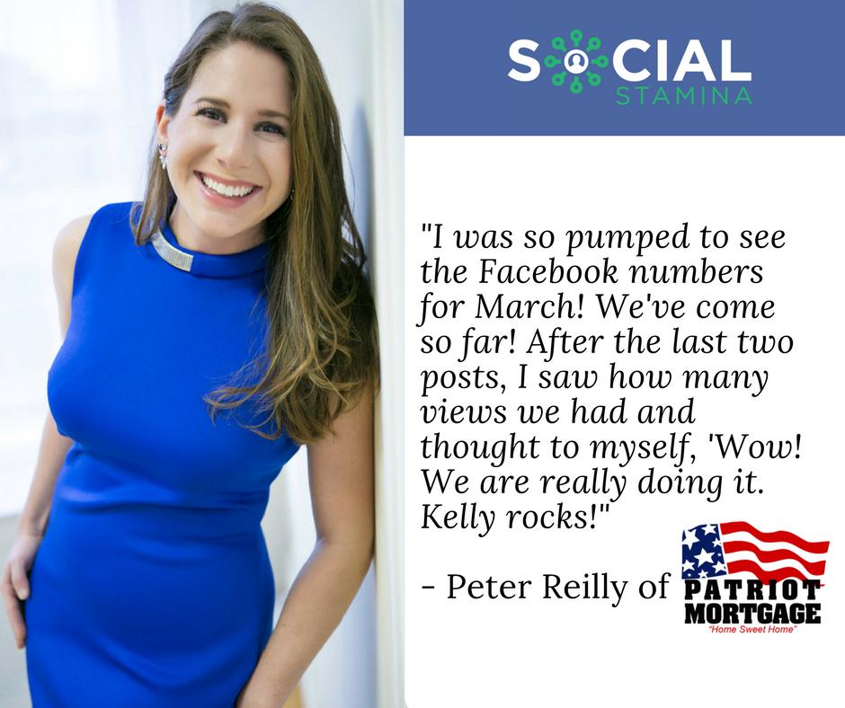 Kelly Craig Social Media Manager Helped Me