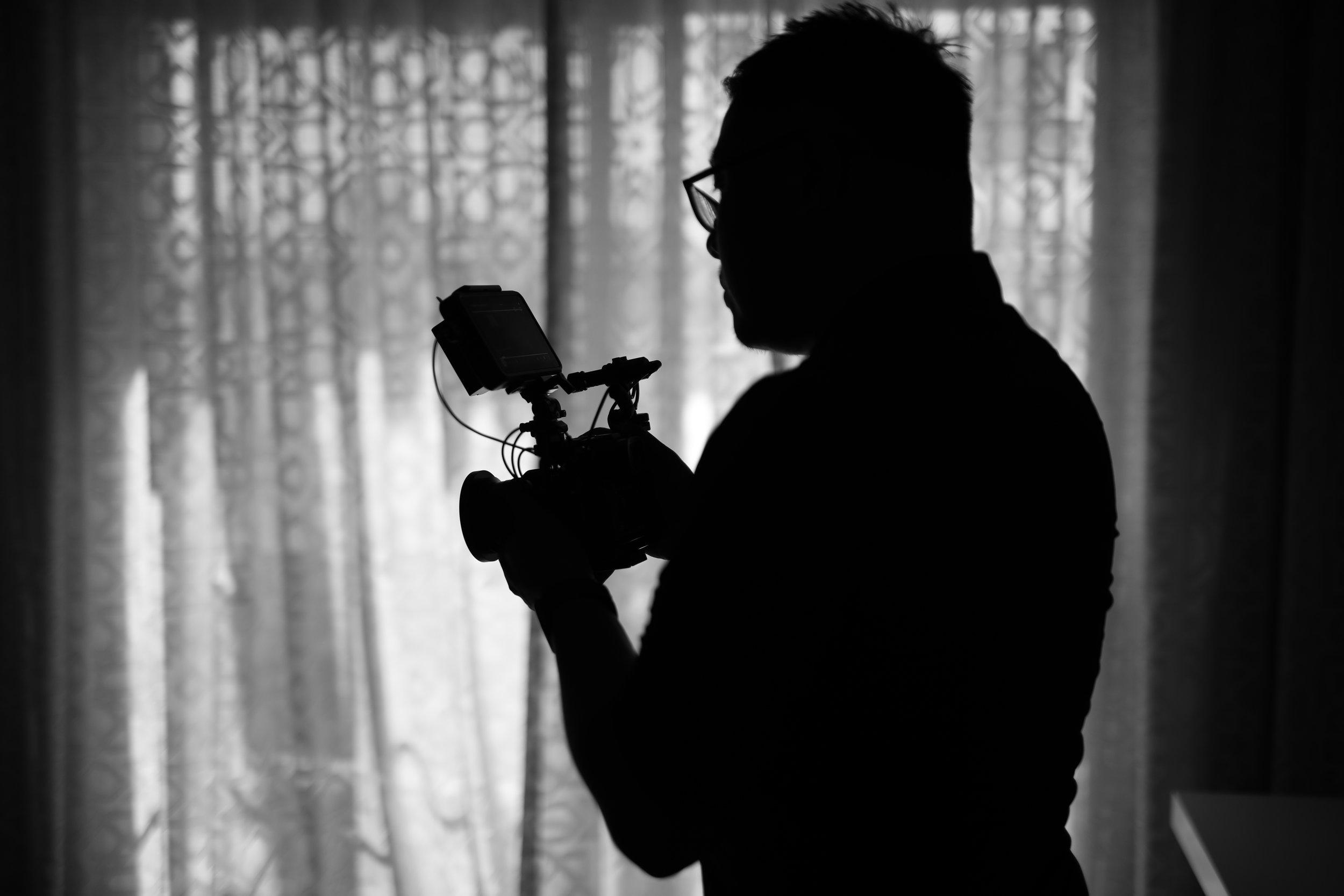 California Wedding Videographer - Silhouette