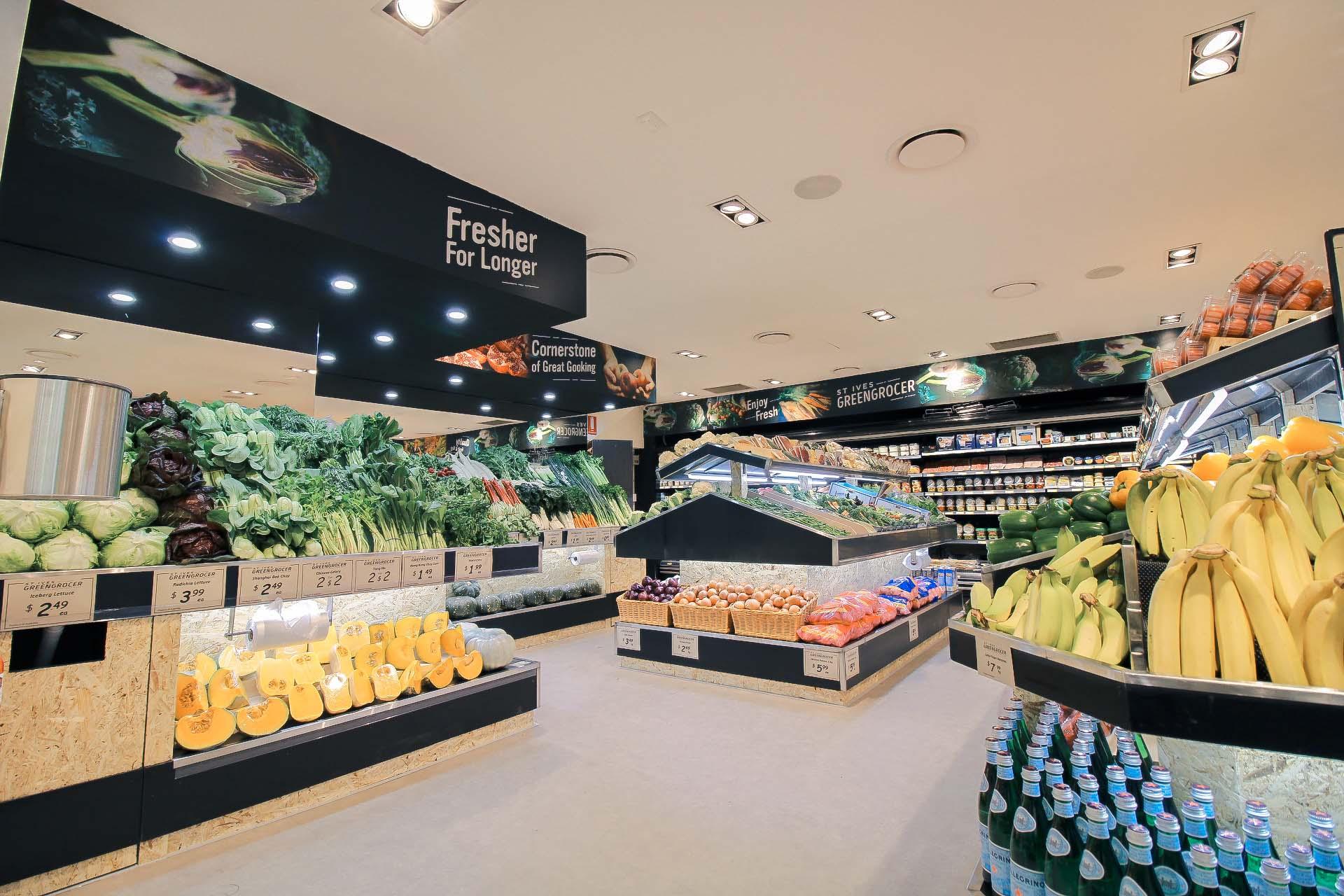 St. Ives GreenGrocer - Fruit Shop