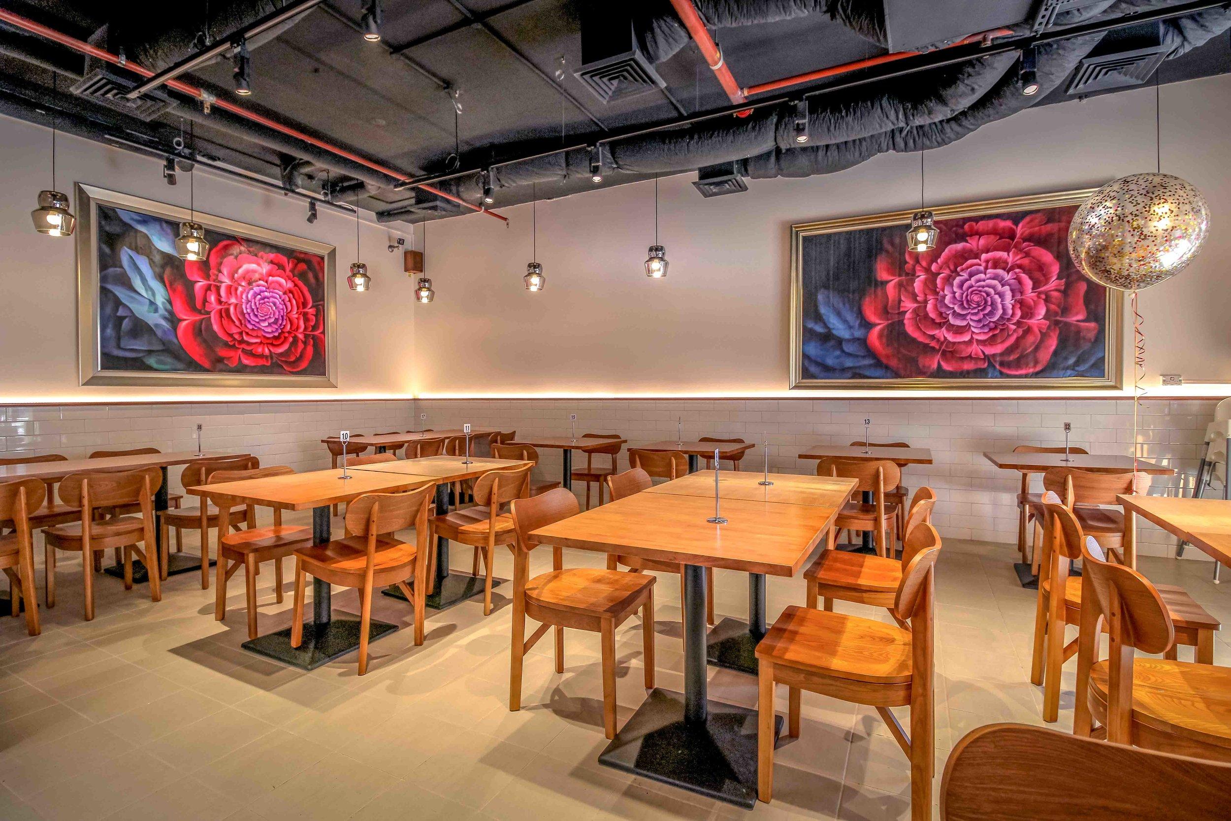 Aldar Inn - Restaurant
