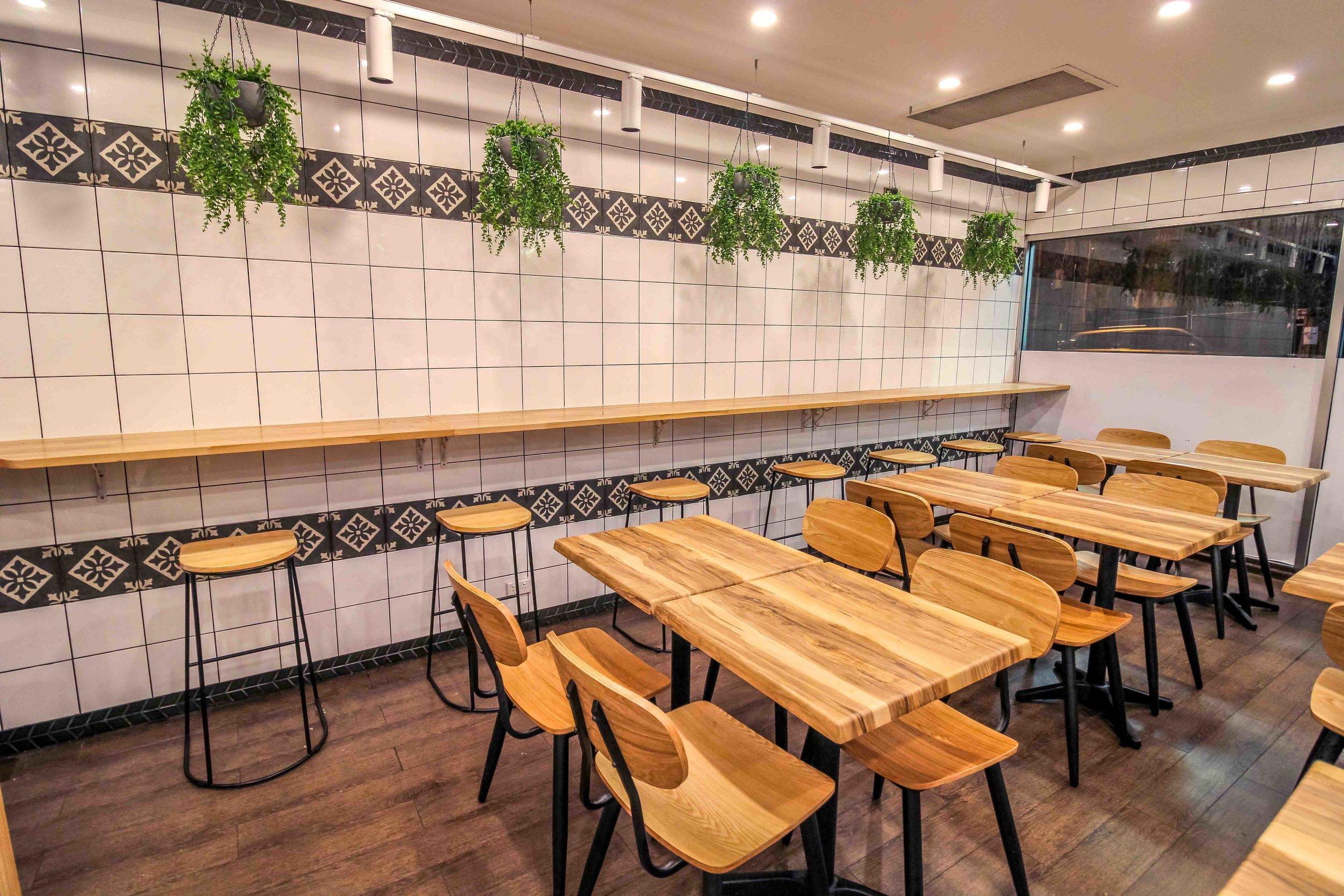 Harvest Foodie - Restaurant