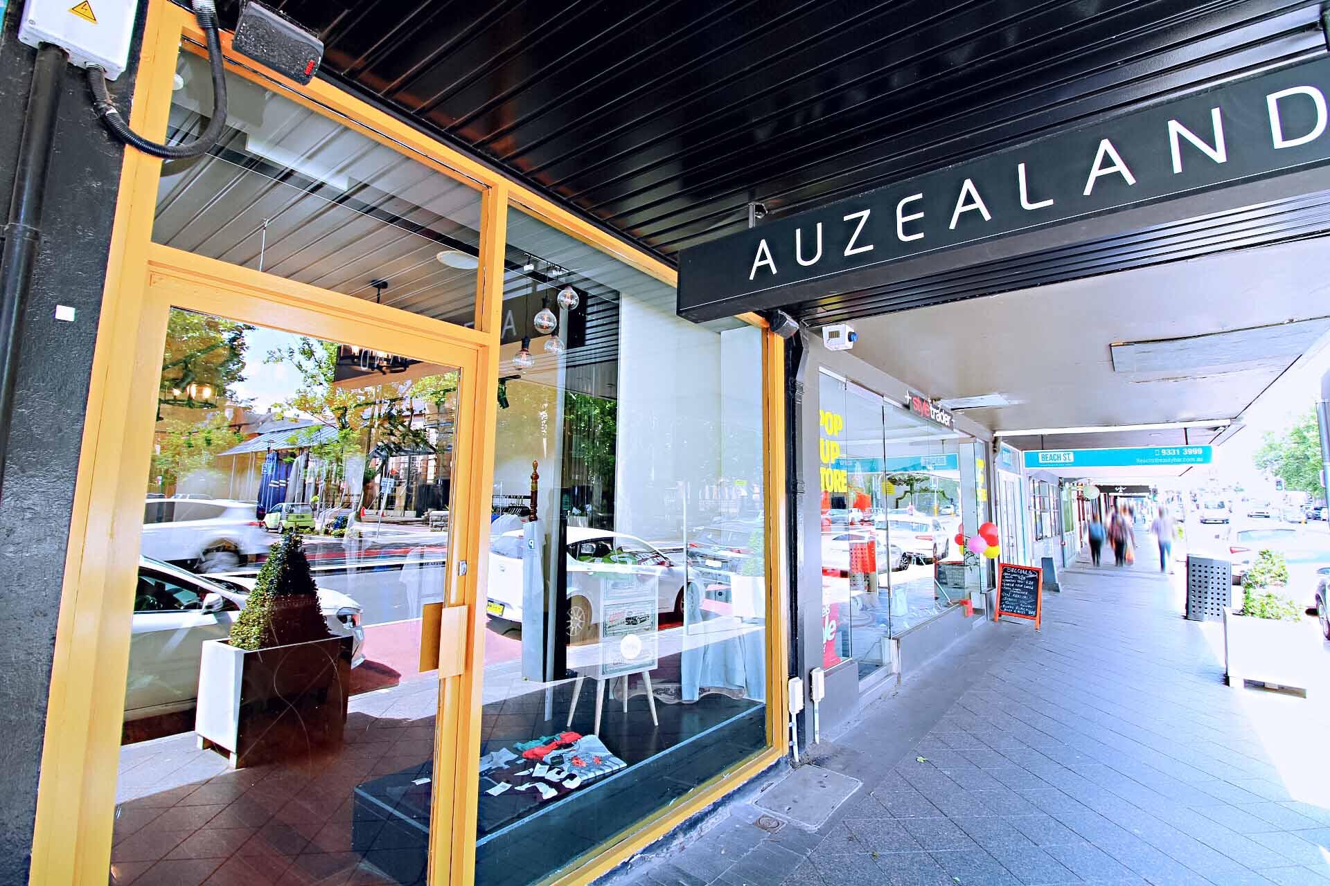 Auzealand - Fashion Retailer