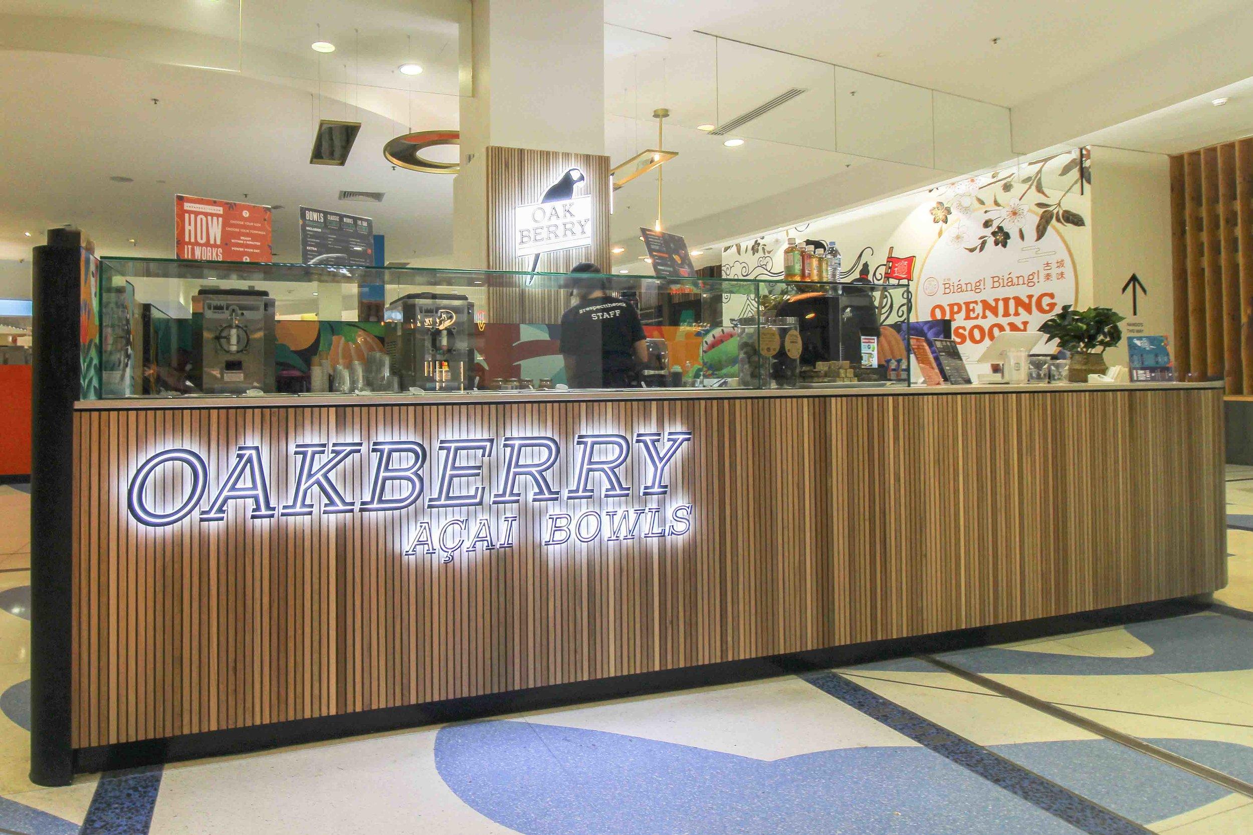 Oakberry - Macquarie Centre