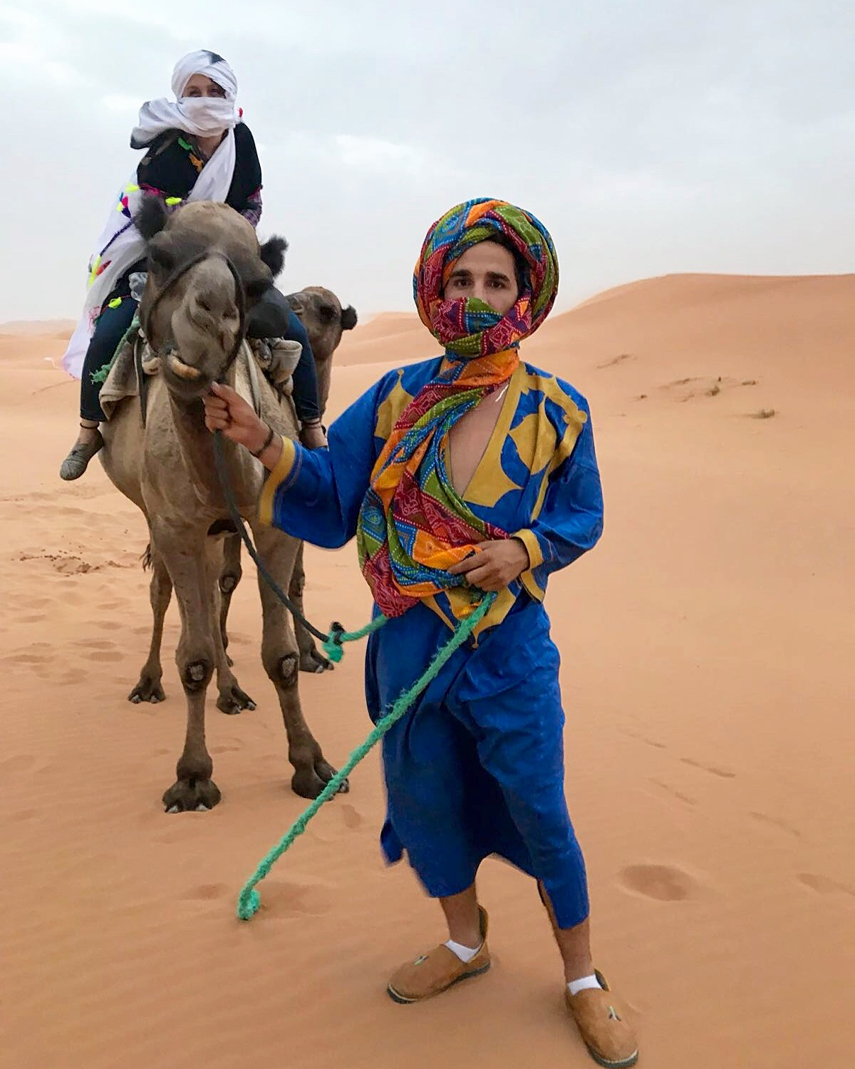 Camel Trekking Tours - Try life as a Nomad with our 3 to 5 day Camel Trekking Tours. You're guaranteed to connect with the land and gain a deeper appreciation for the Nomadic life.