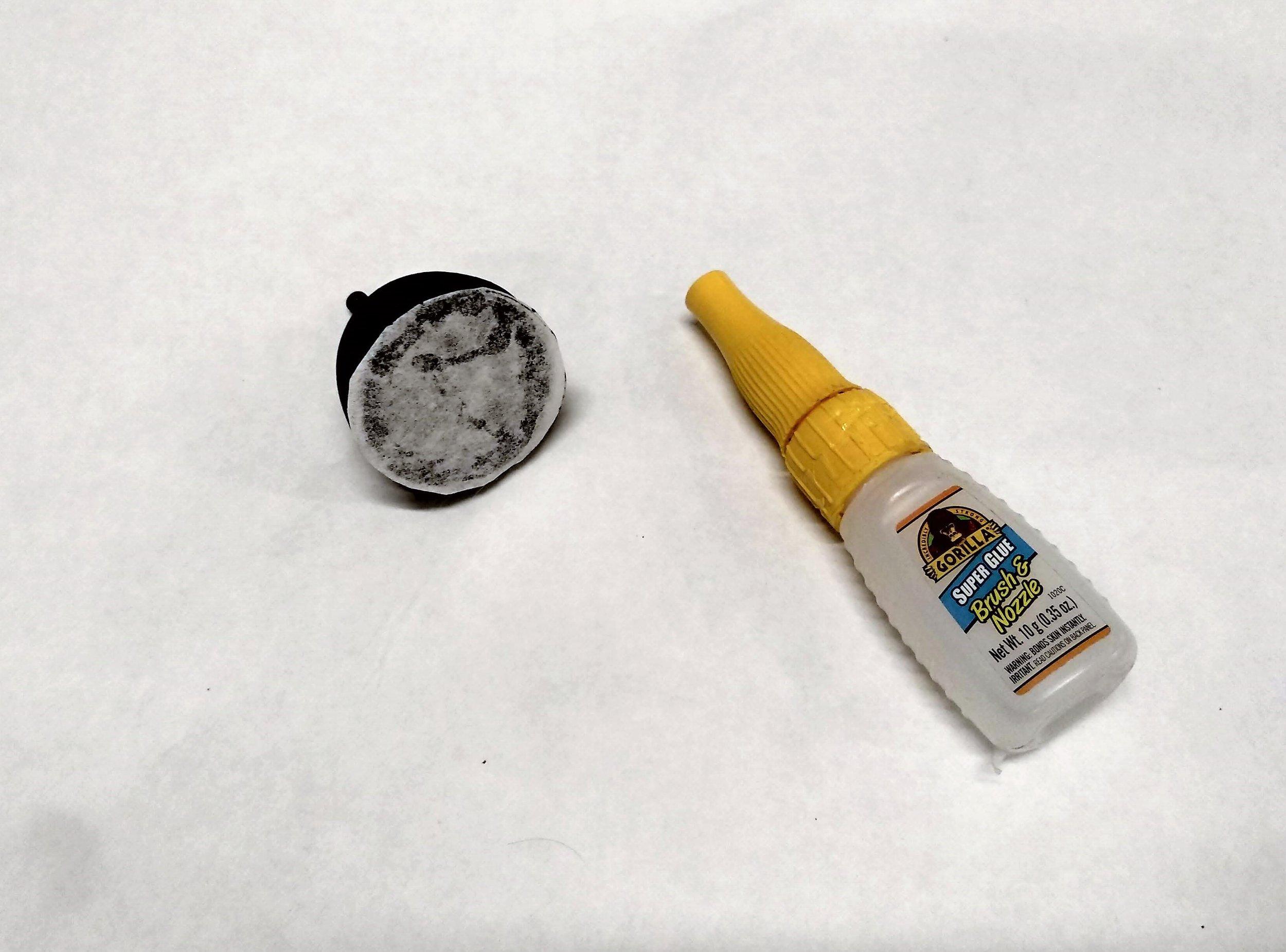 Step 5: Glue