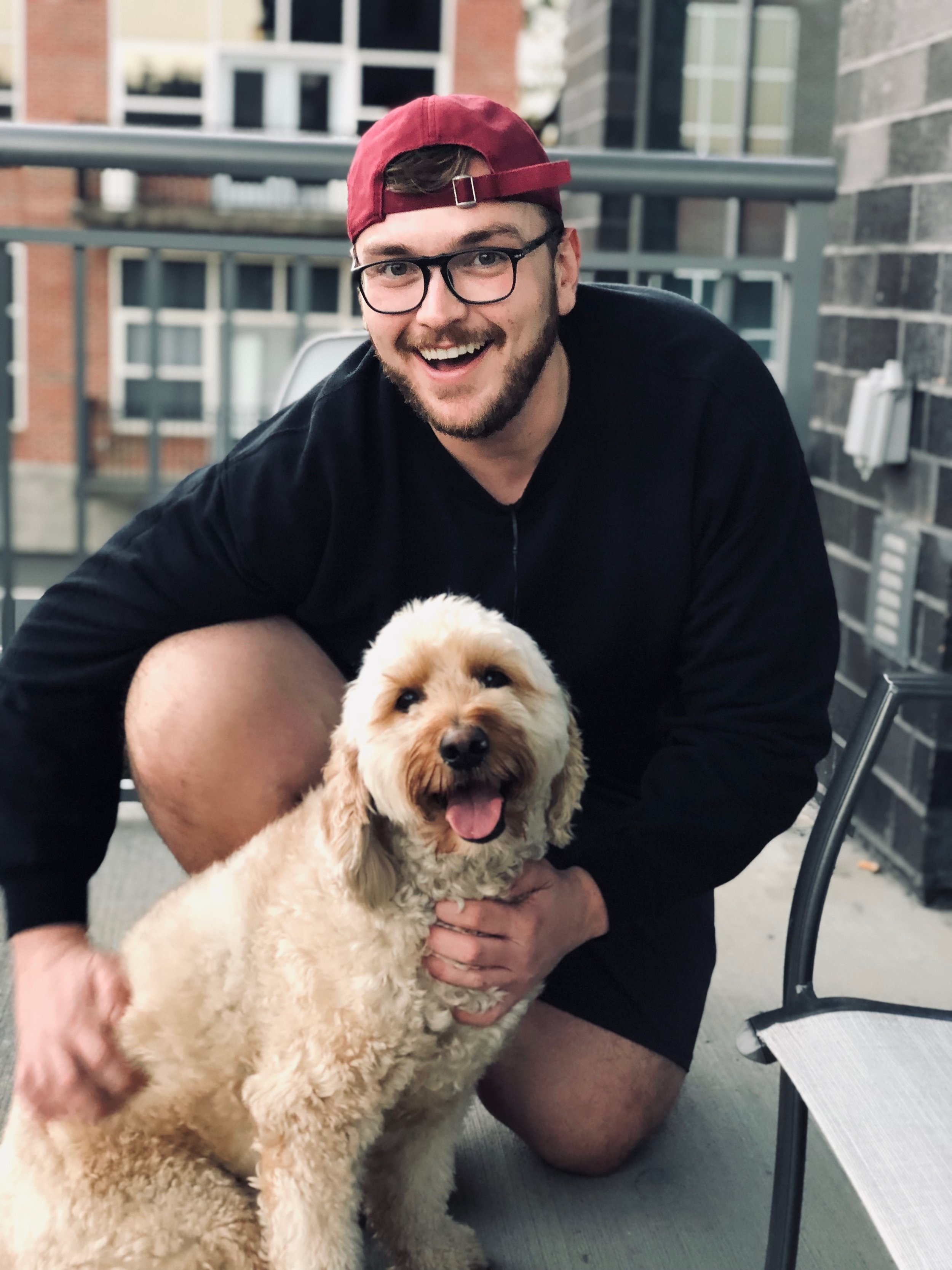Daniel - Partner and Pack Leader