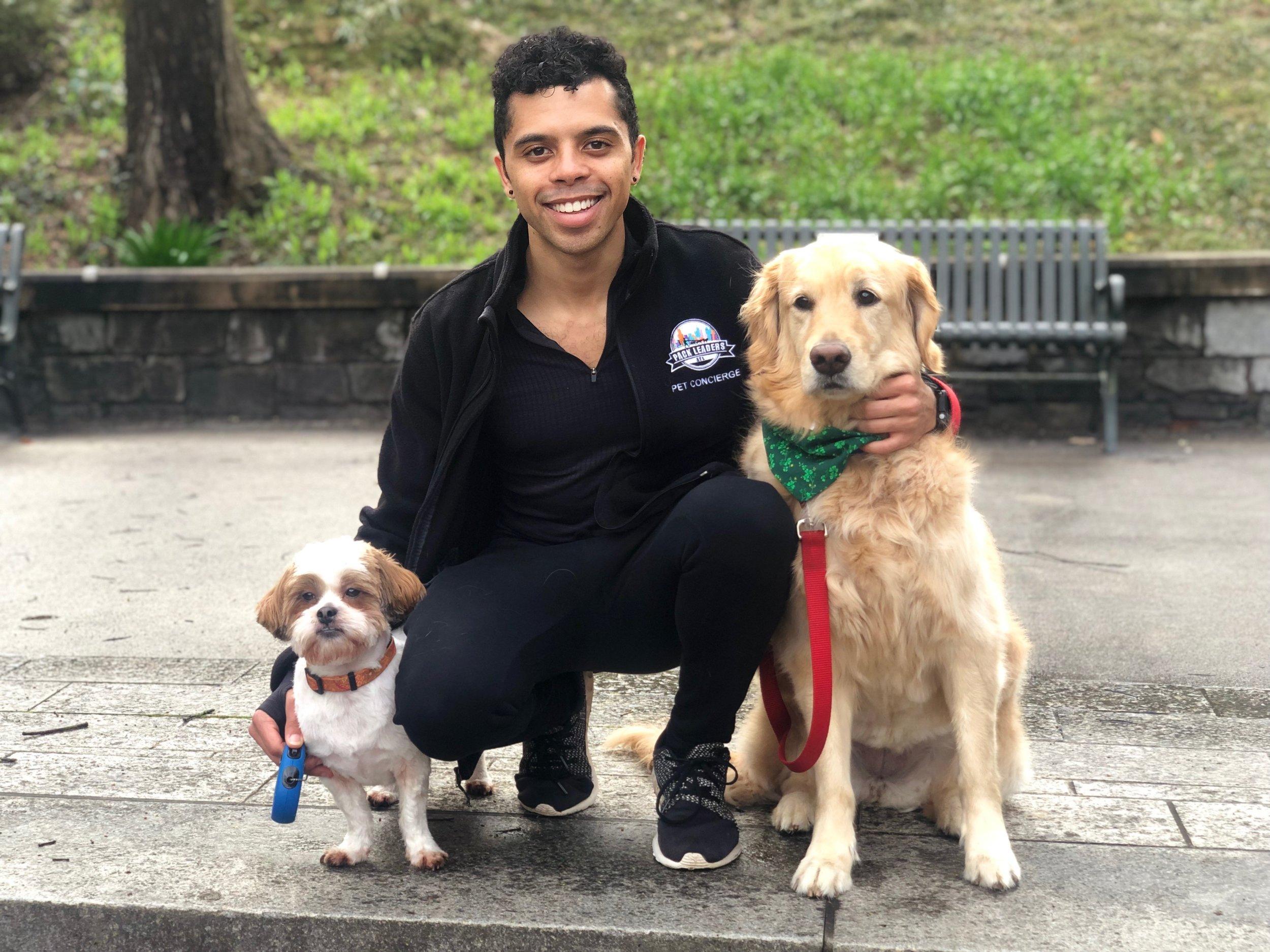 Best Dog Walkers and Pet Sitters in Atlanta, Georgia.