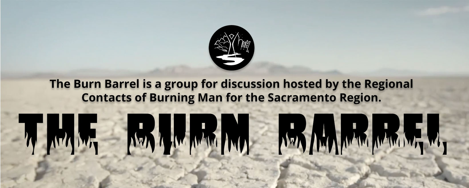 Anyone can join The Burn Barrel by  clicking this link .