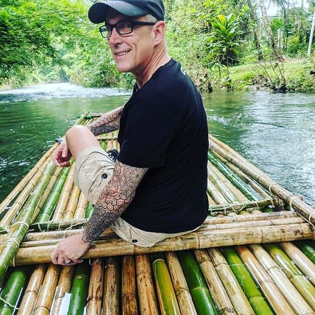 A trip down the Little Amazon...