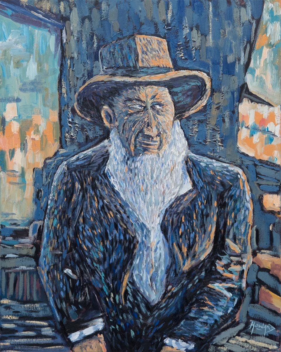 The Amish Elder