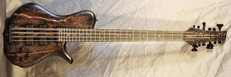 Marleaux Bass Guitars Custom 12-String Bass