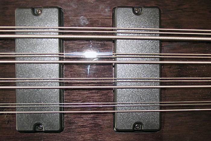 String spacing