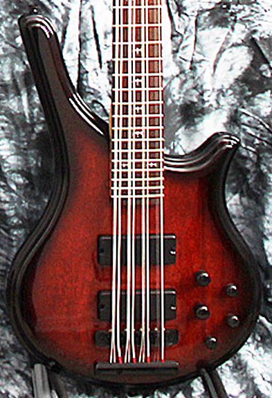 Type 3 has the lower horn and the upgraded 5-knob electronics.