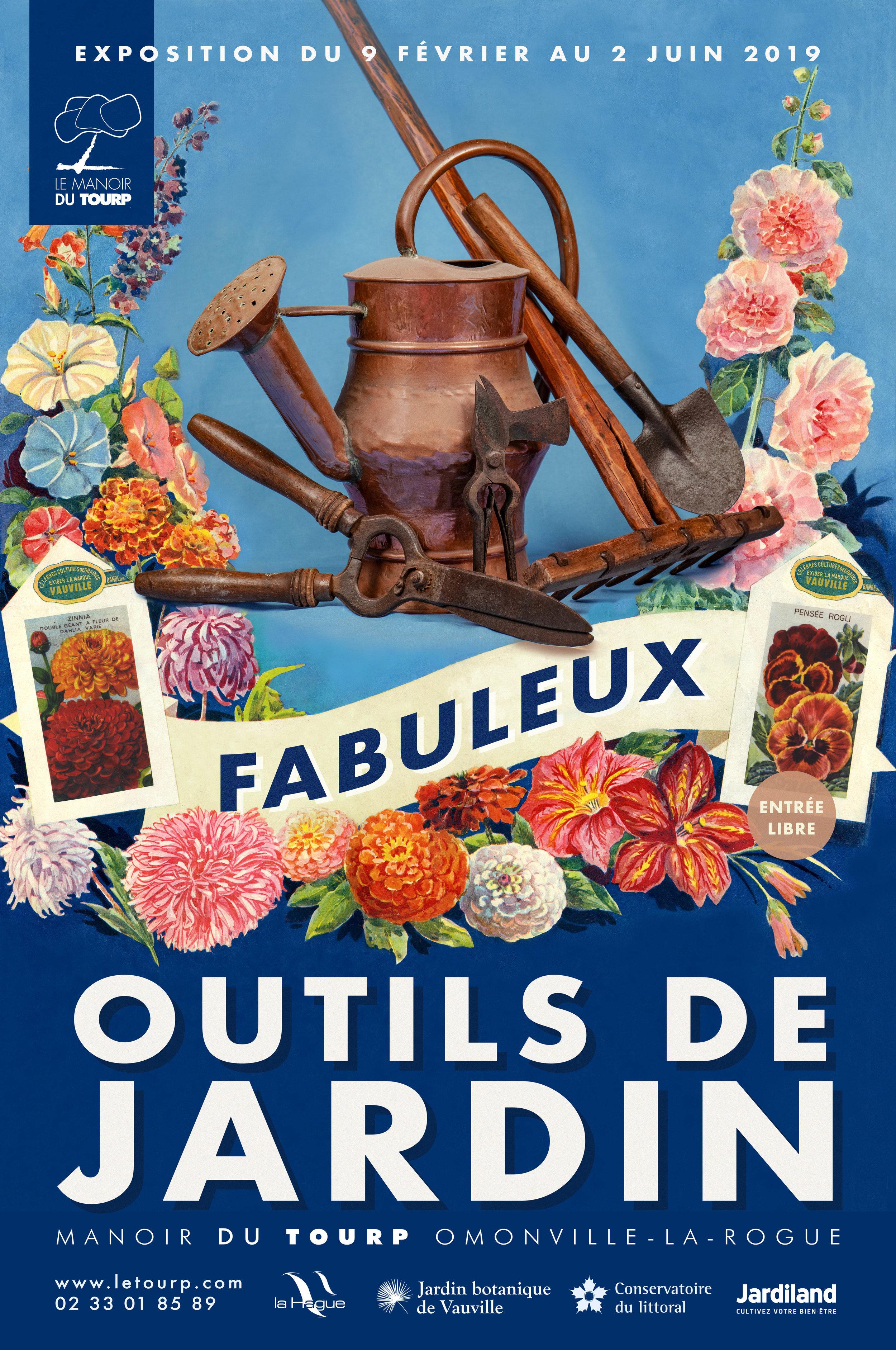 Exposition au Manoir du Tourp - À Omonville-La-Rogue, jusqu'au 3 juin !