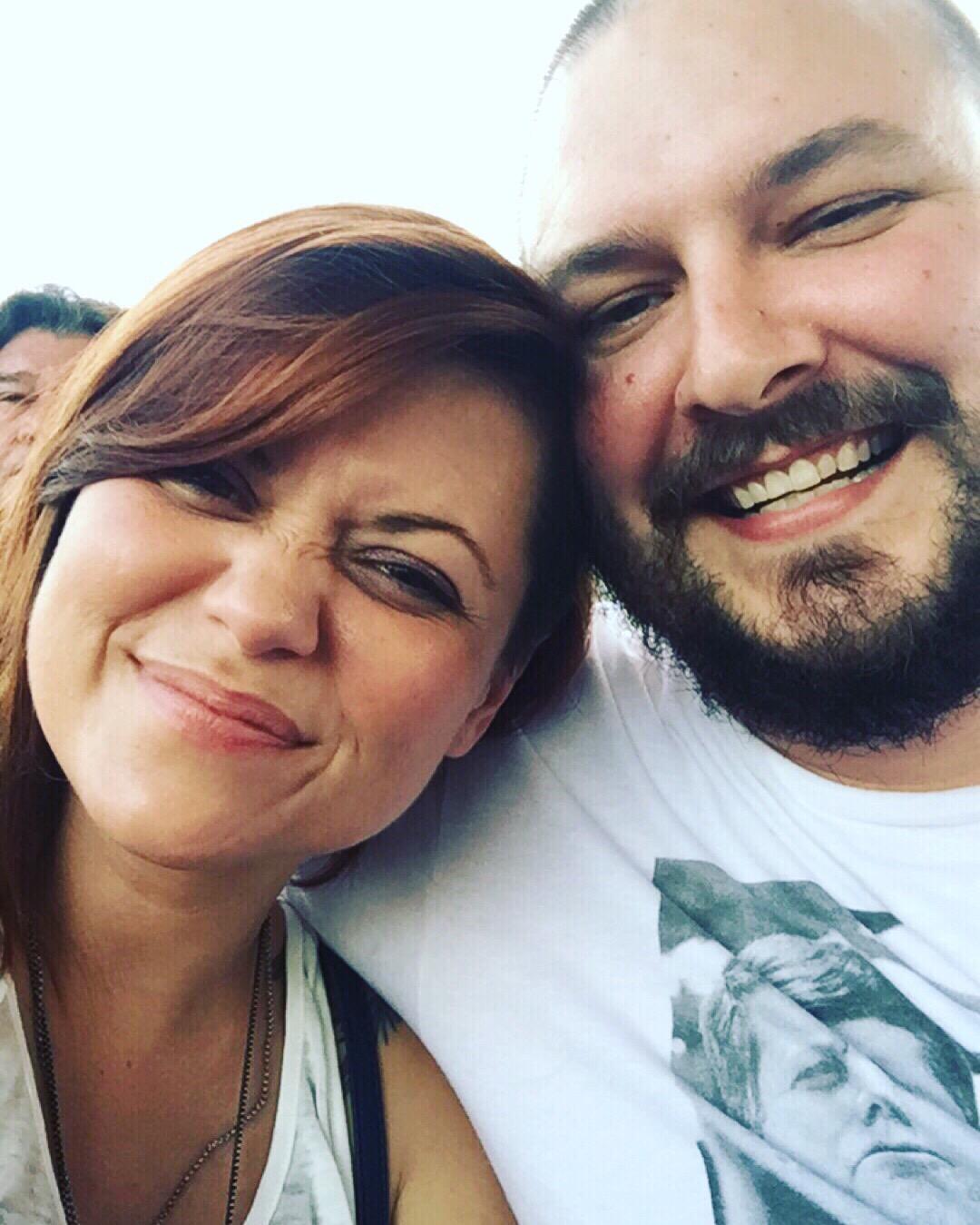 Teresa and Andrew - at Cris Stapelton concert in Tampa Florida