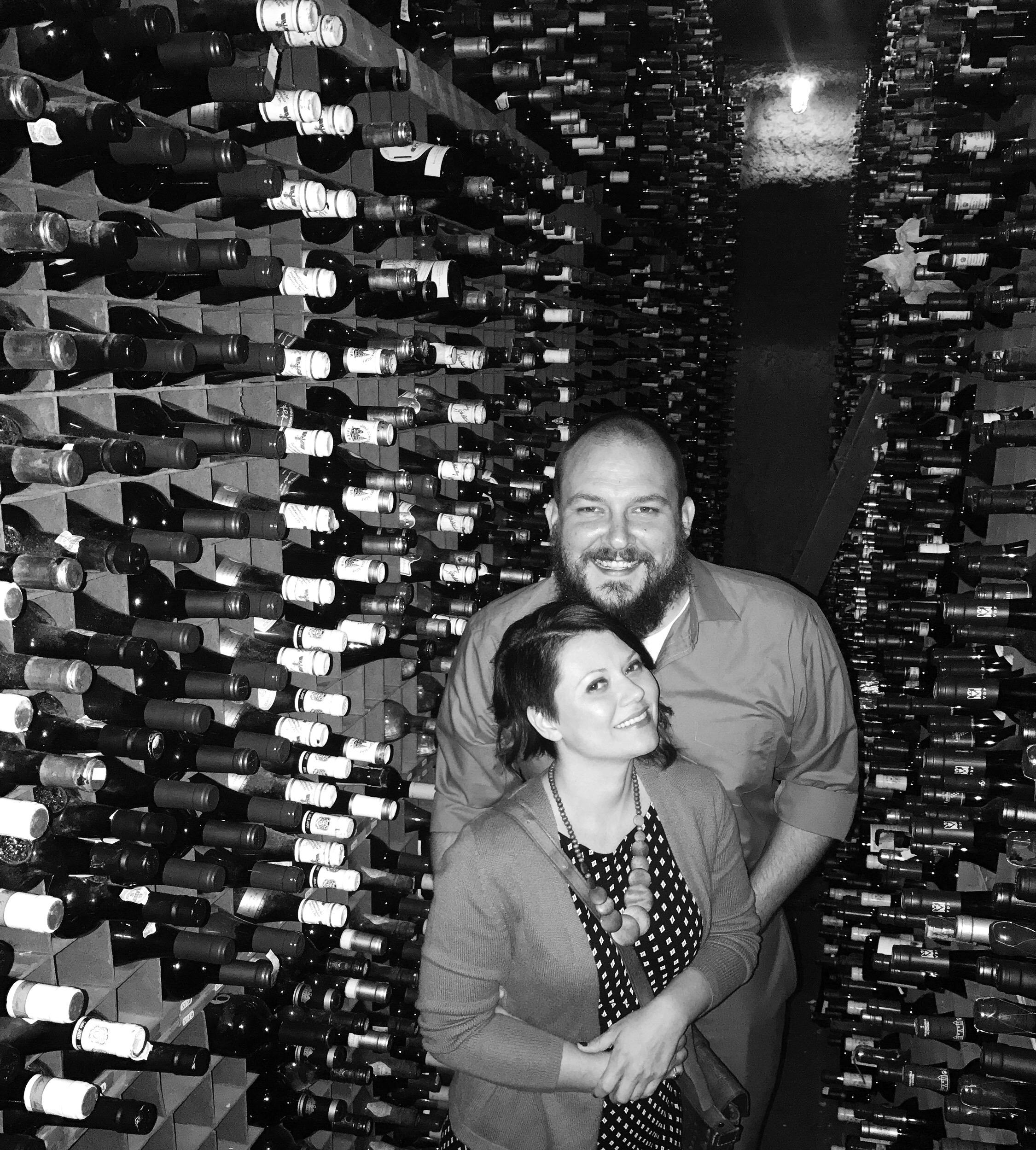 Teresa and Andrew - Berns Steakhouse 2017 Anniversary
