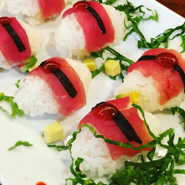 Sushi Friday.