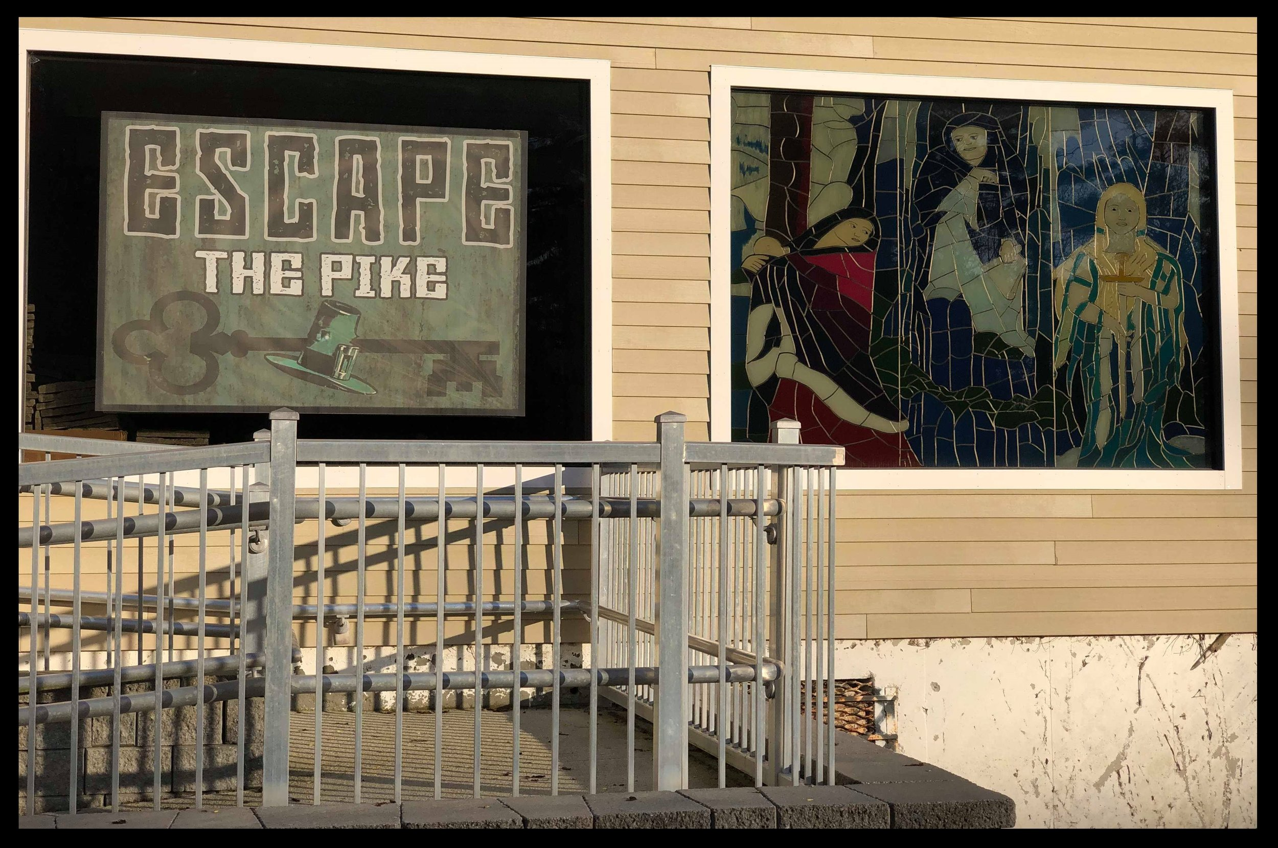 Escape the Pike- windows