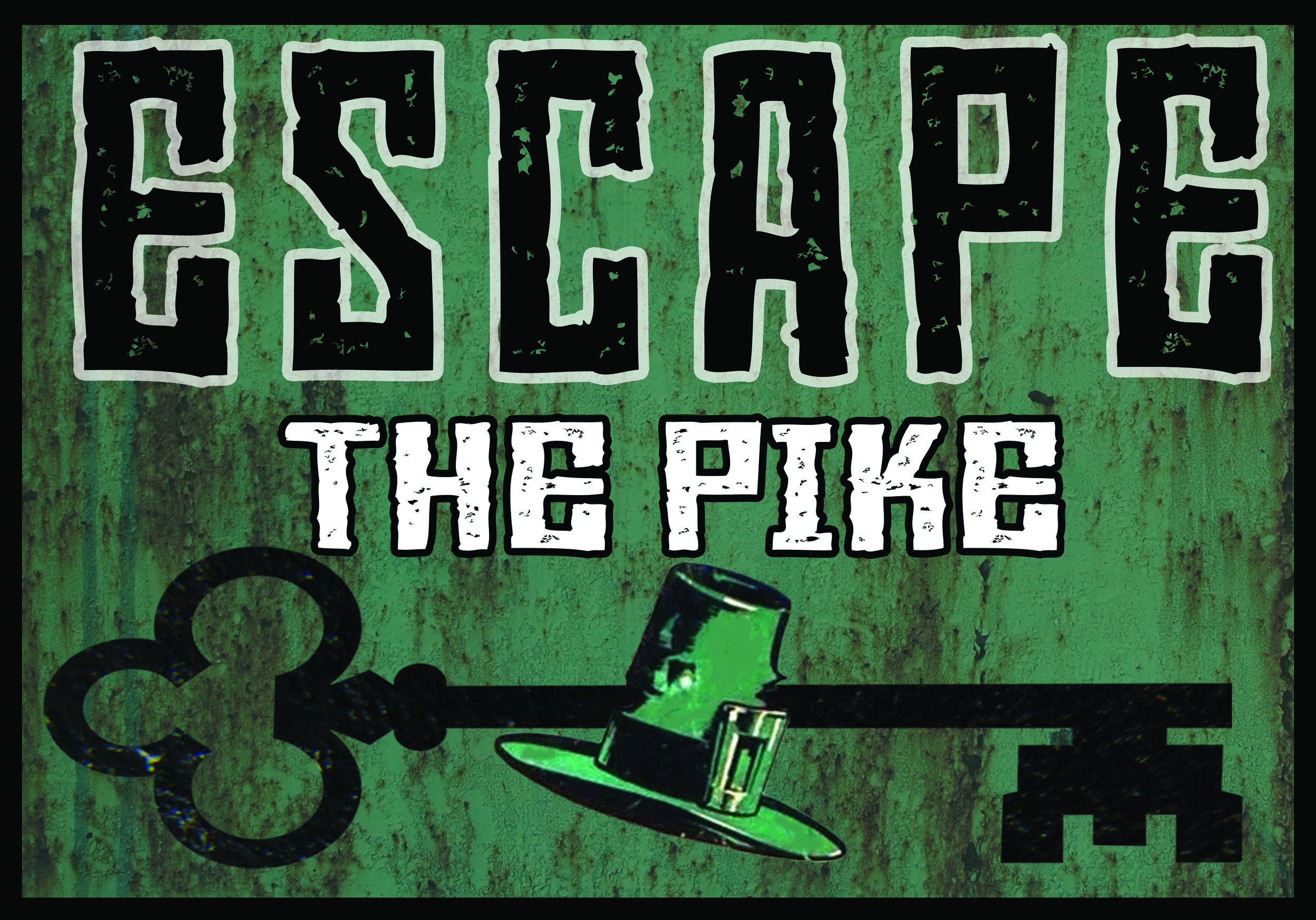Escape The Pike logo