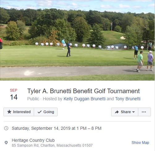 Visit:  https://golftourney.com/golftournaments/tyler-a-brunetti-benefit-golf-tournament/    https://www.facebook.com/events/heritage-country-club/tyler-a-brunetti-benefit-golf-tournament/345697139638061/