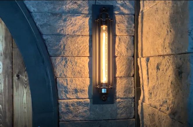 Merlin's Vision- Light