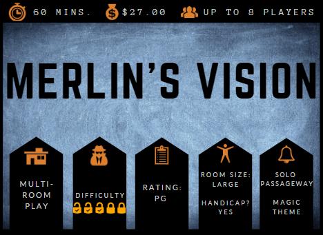 Merlin's Vision Info