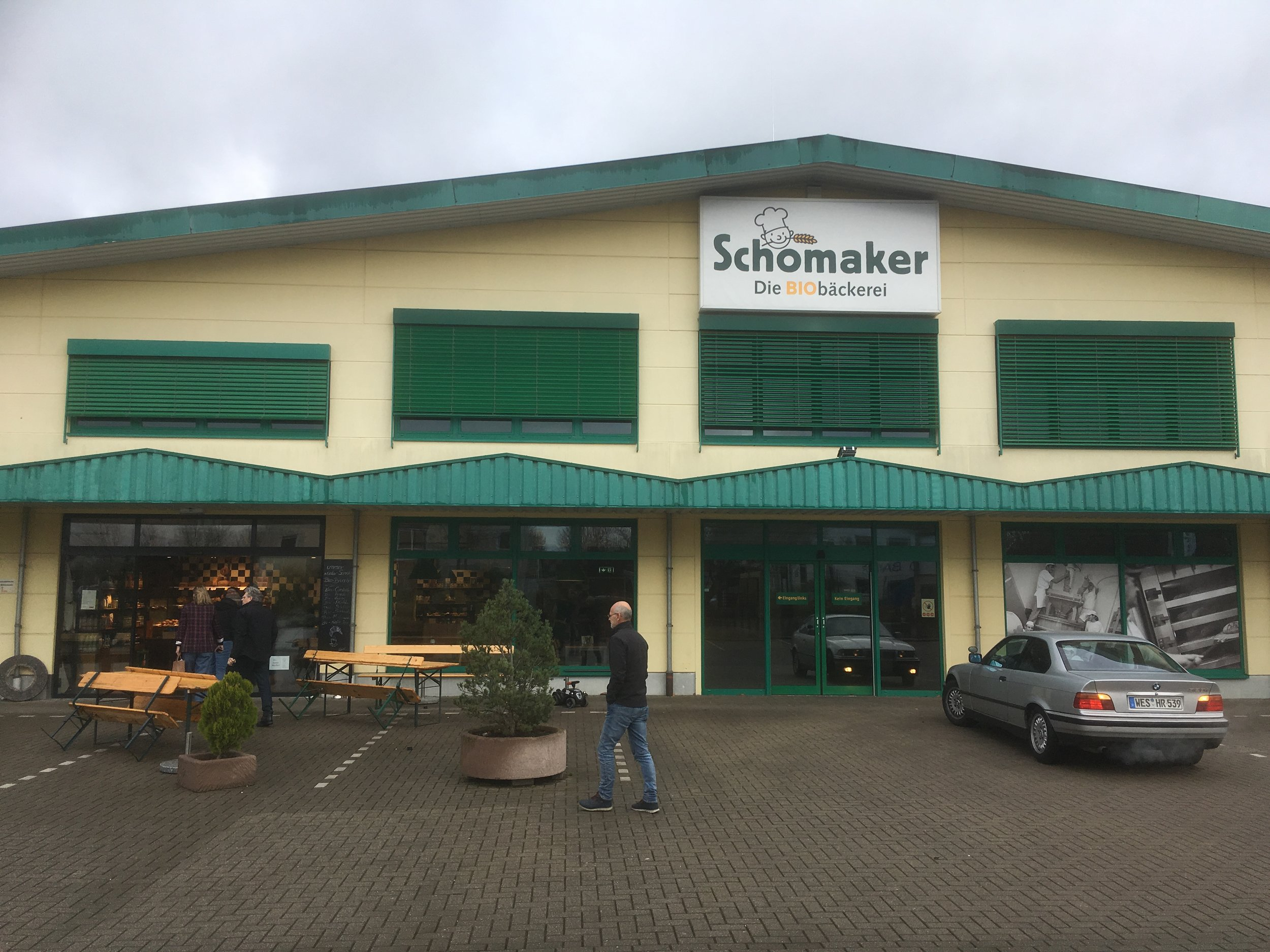 Bakkerij Schomaker in Neukirchen-Vluyn